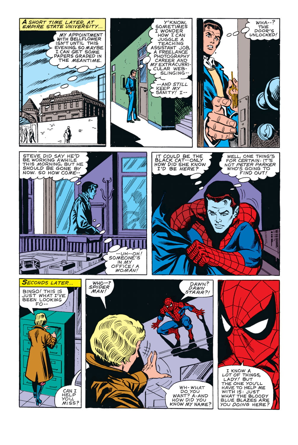The Amazing Spider-Man (1963) 205 Page 10