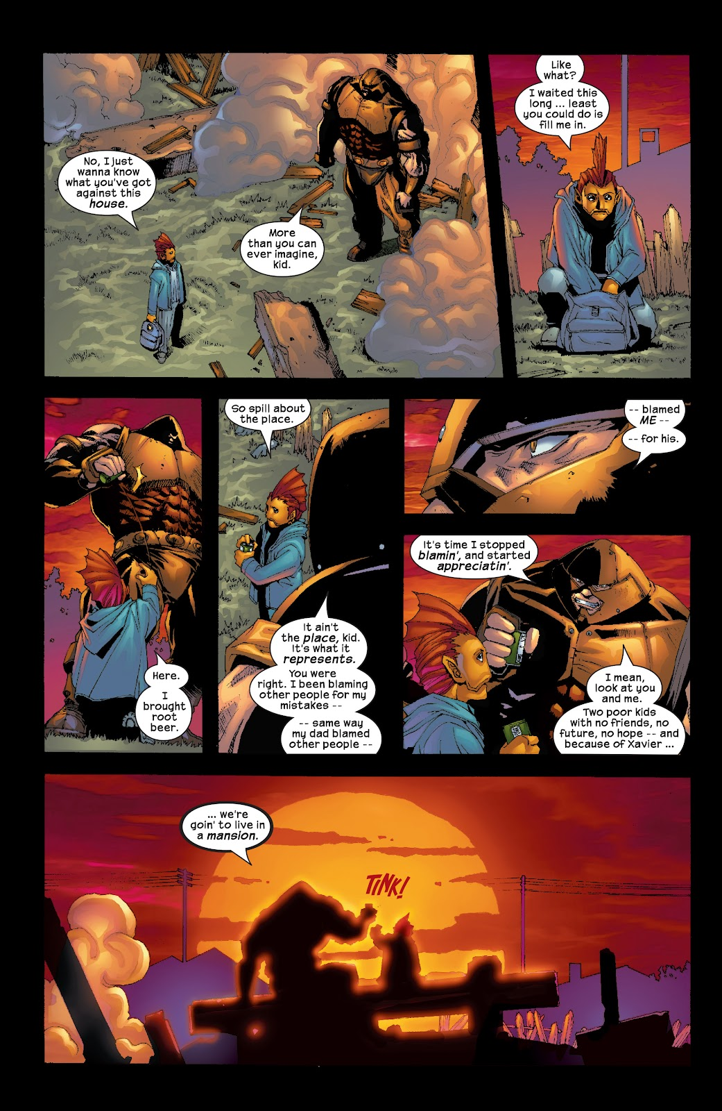 Read online X-Men: Unstoppable comic -  Issue # TPB (Part 2) - 70