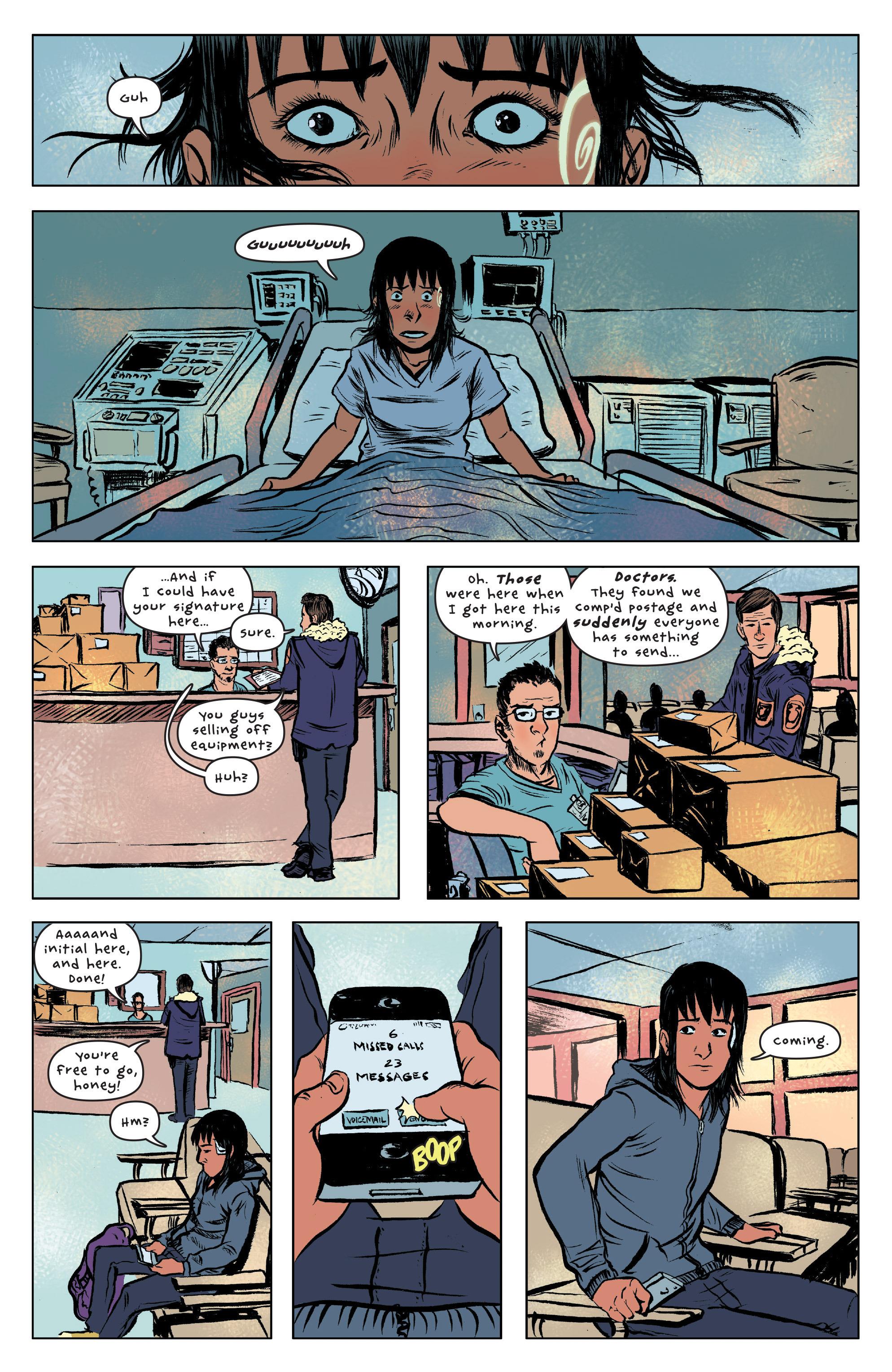 Read online UFOlogy comic -  Issue #3 - 6