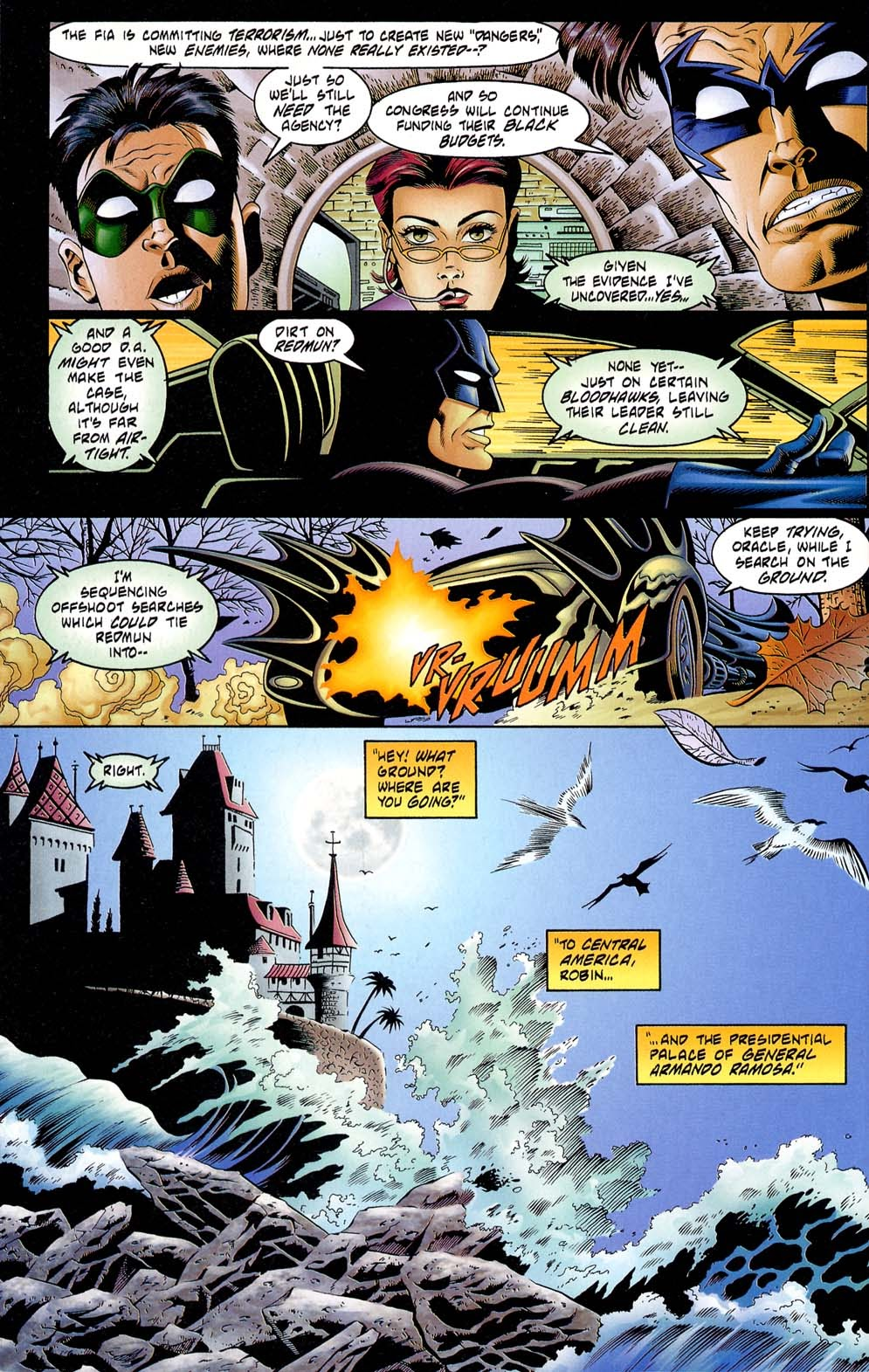 Batman: Outlaws issue 2 - Page 51