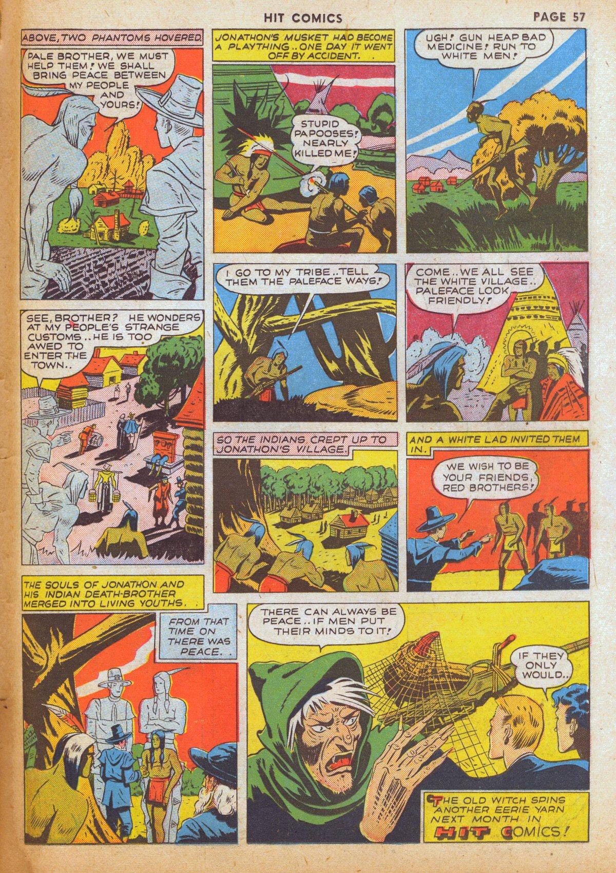 Read online Hit Comics comic -  Issue #12 - 59