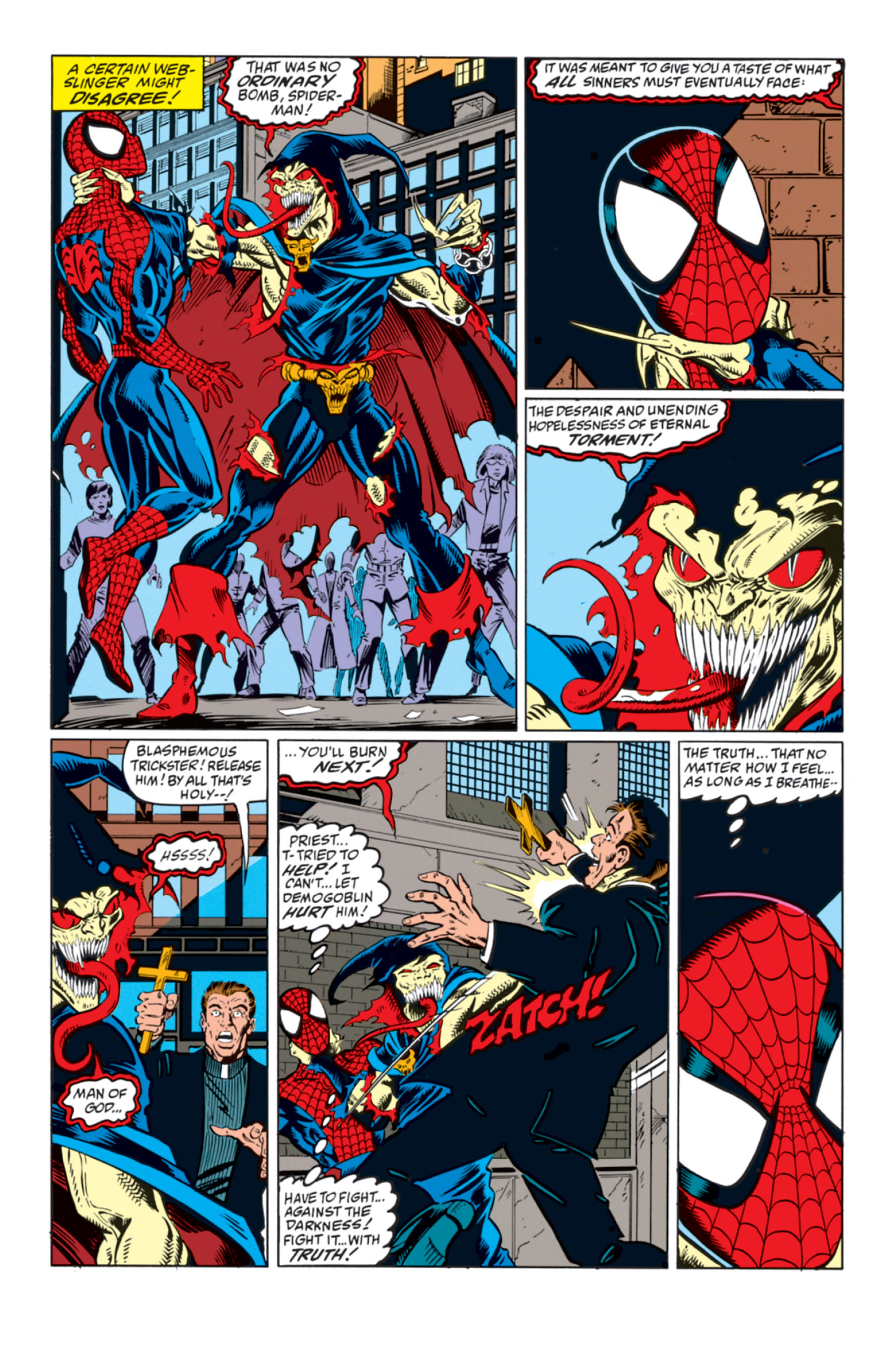 The Amazing Spider-Man (1963) 378 Page 19