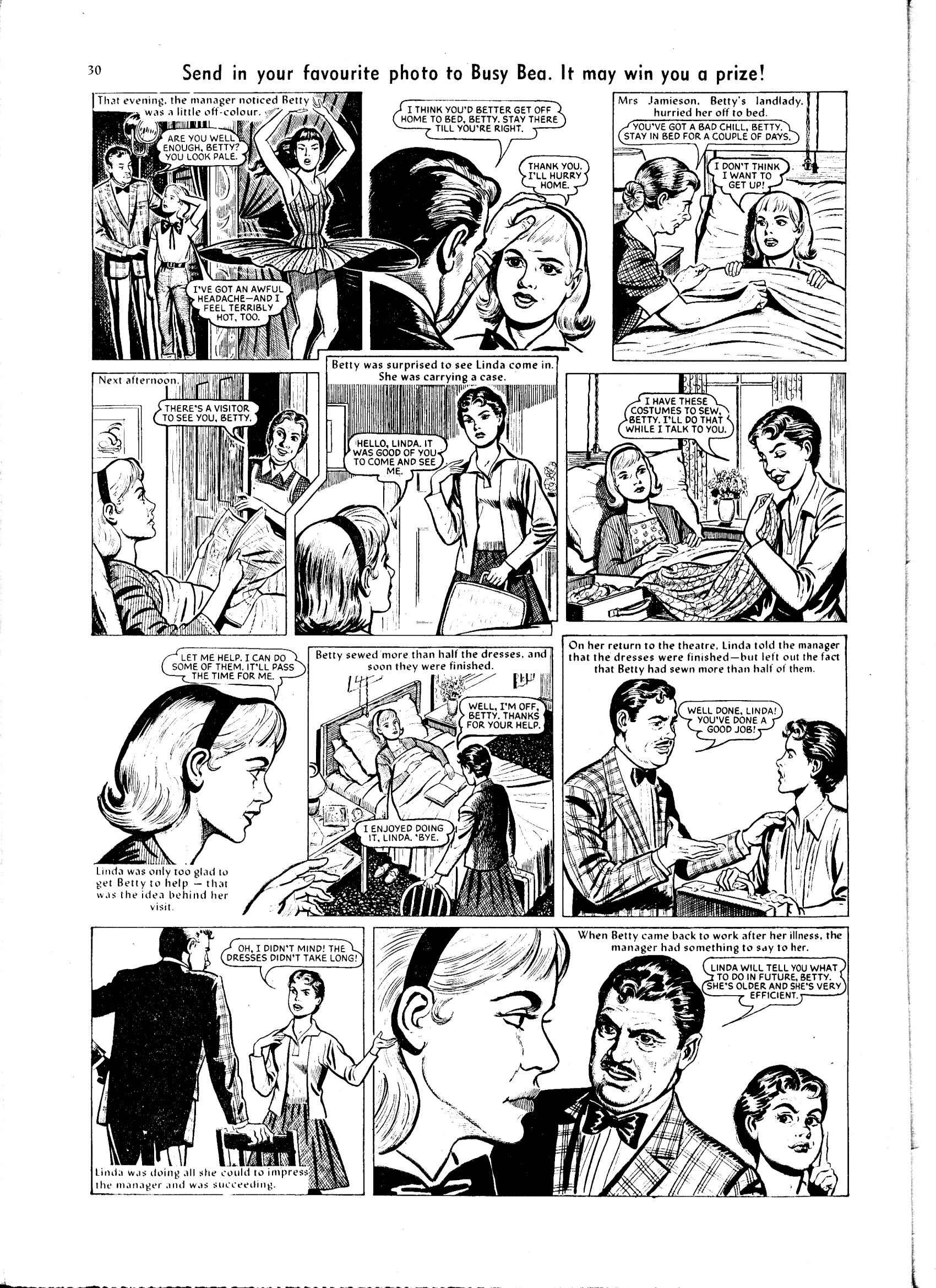 Read online Judy comic -  Issue #64 - 30