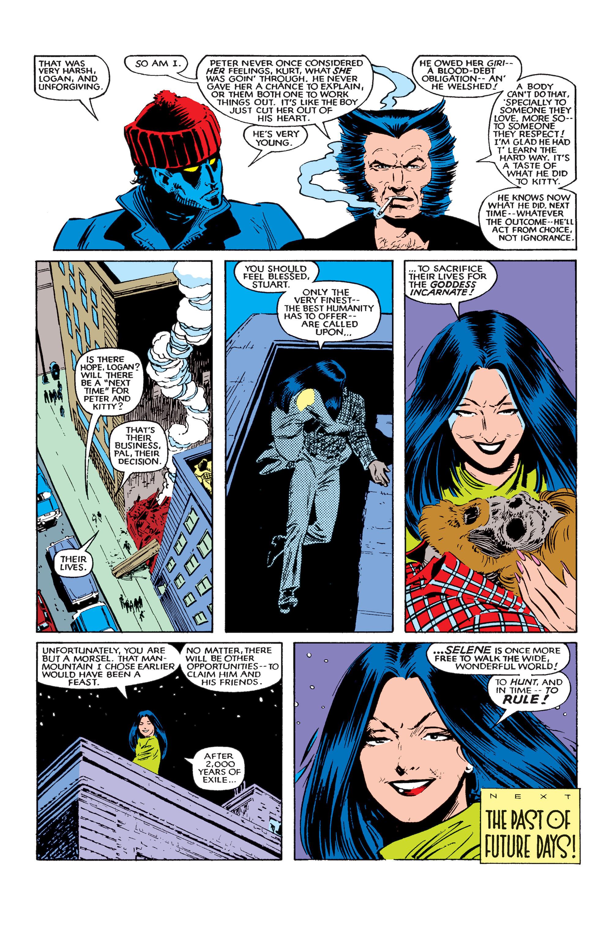Read online Uncanny X-Men (1963) comic -  Issue #183 - 23