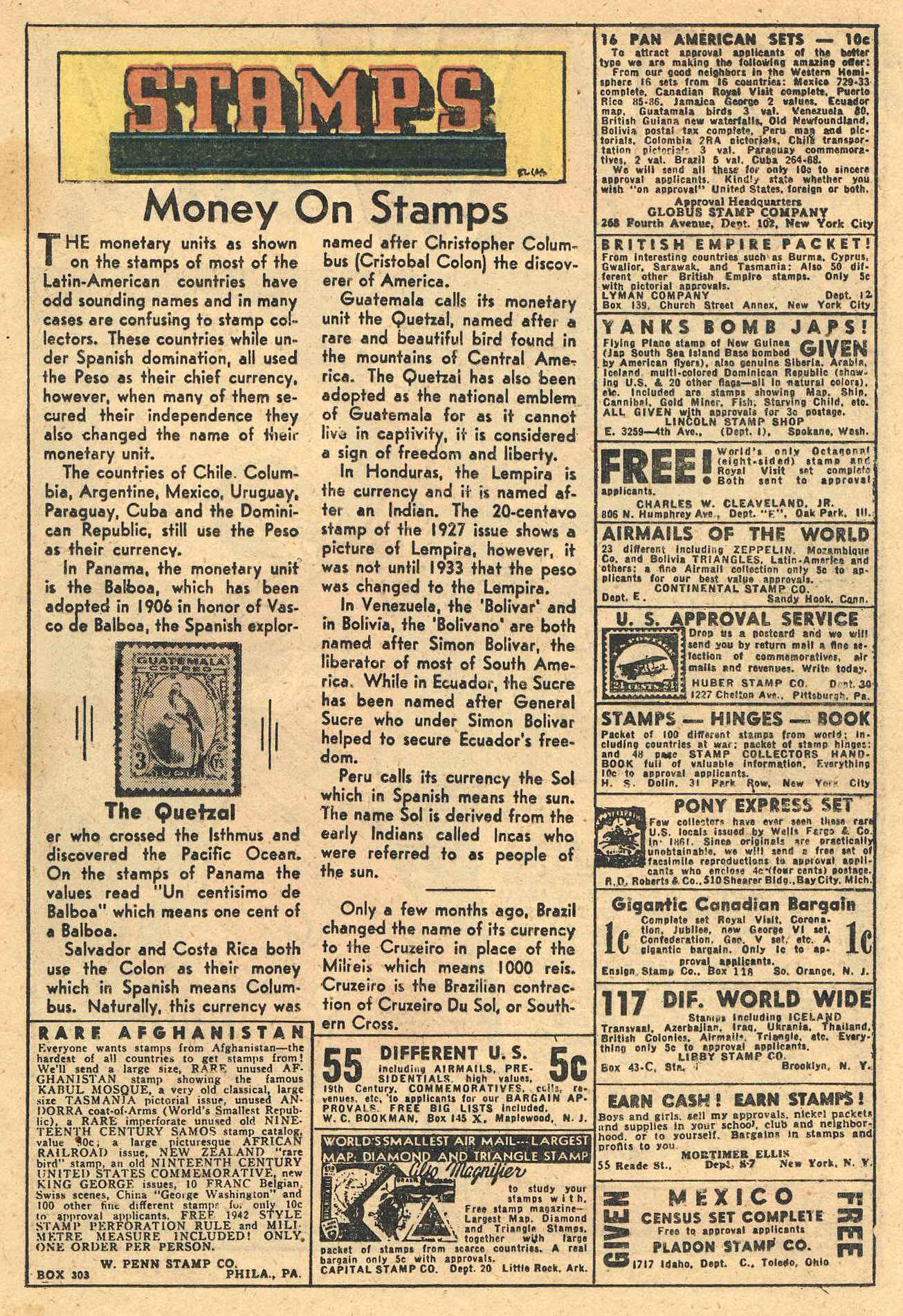 Daredevil (1941) issue 16 - Page 31