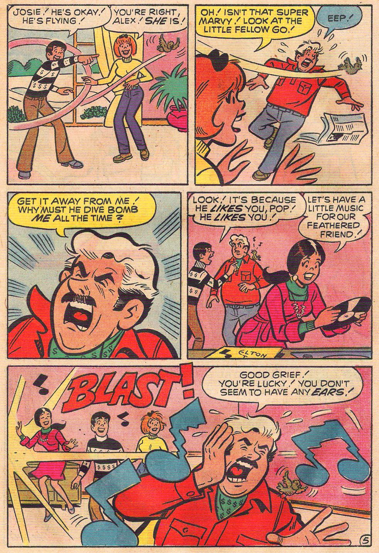Read online She's Josie comic -  Issue #87 - 7