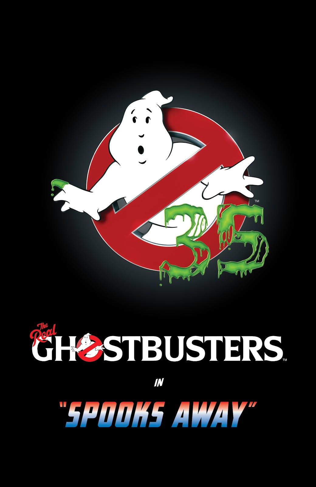 Read online Ghostbusters 35th Anniversary: The Real Ghostbusters comic -  Issue # Full - 3