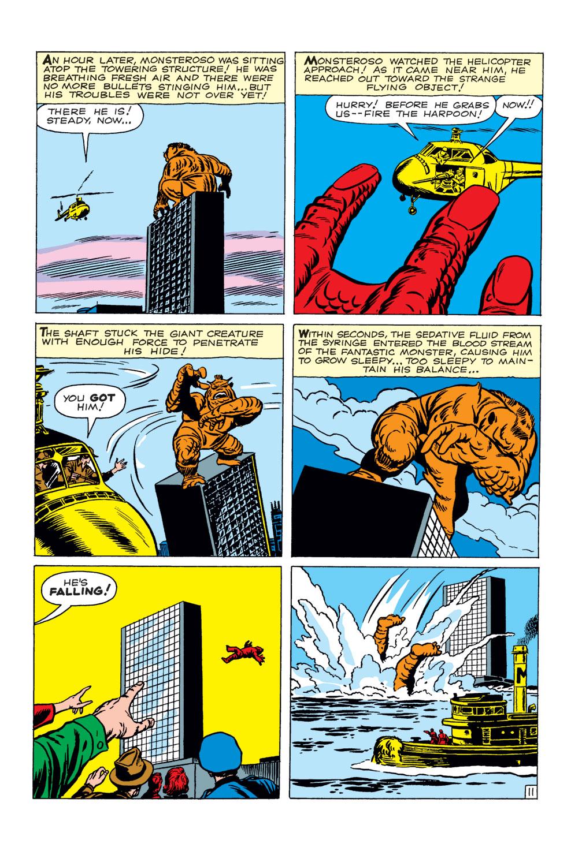 Read online Amazing Adventures (1961) comic -  Issue #5 - 13