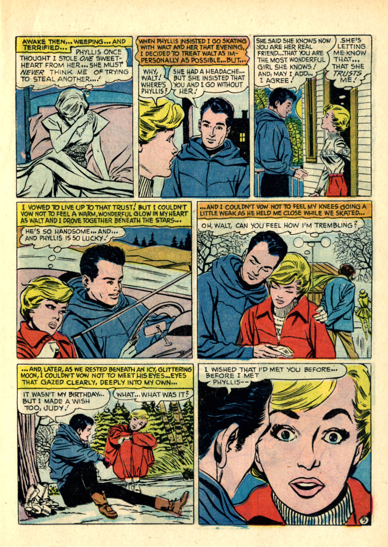 Read online Secret Hearts comic -  Issue #120 - 13