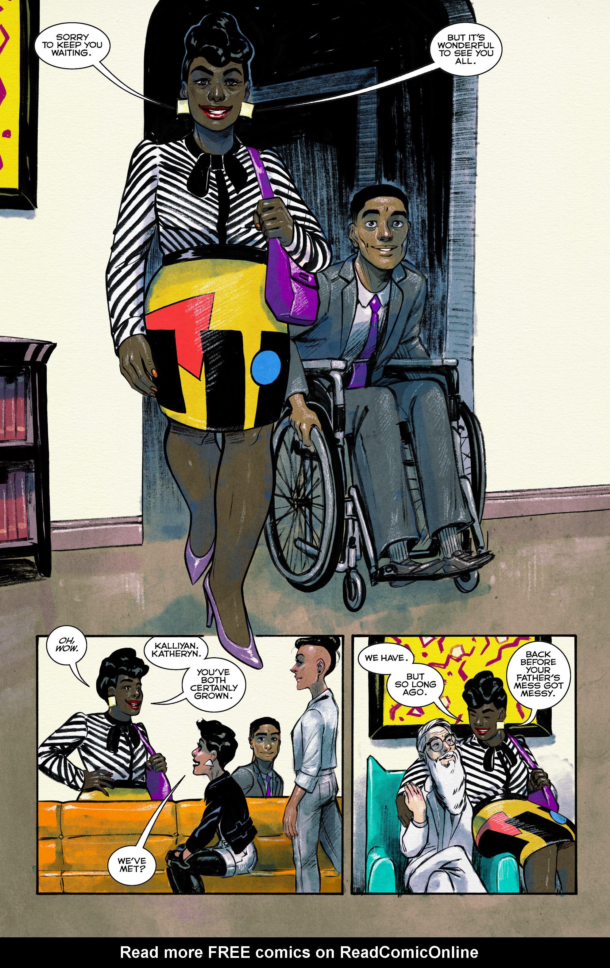 Read online Shutter comic -  Issue #21 - 8