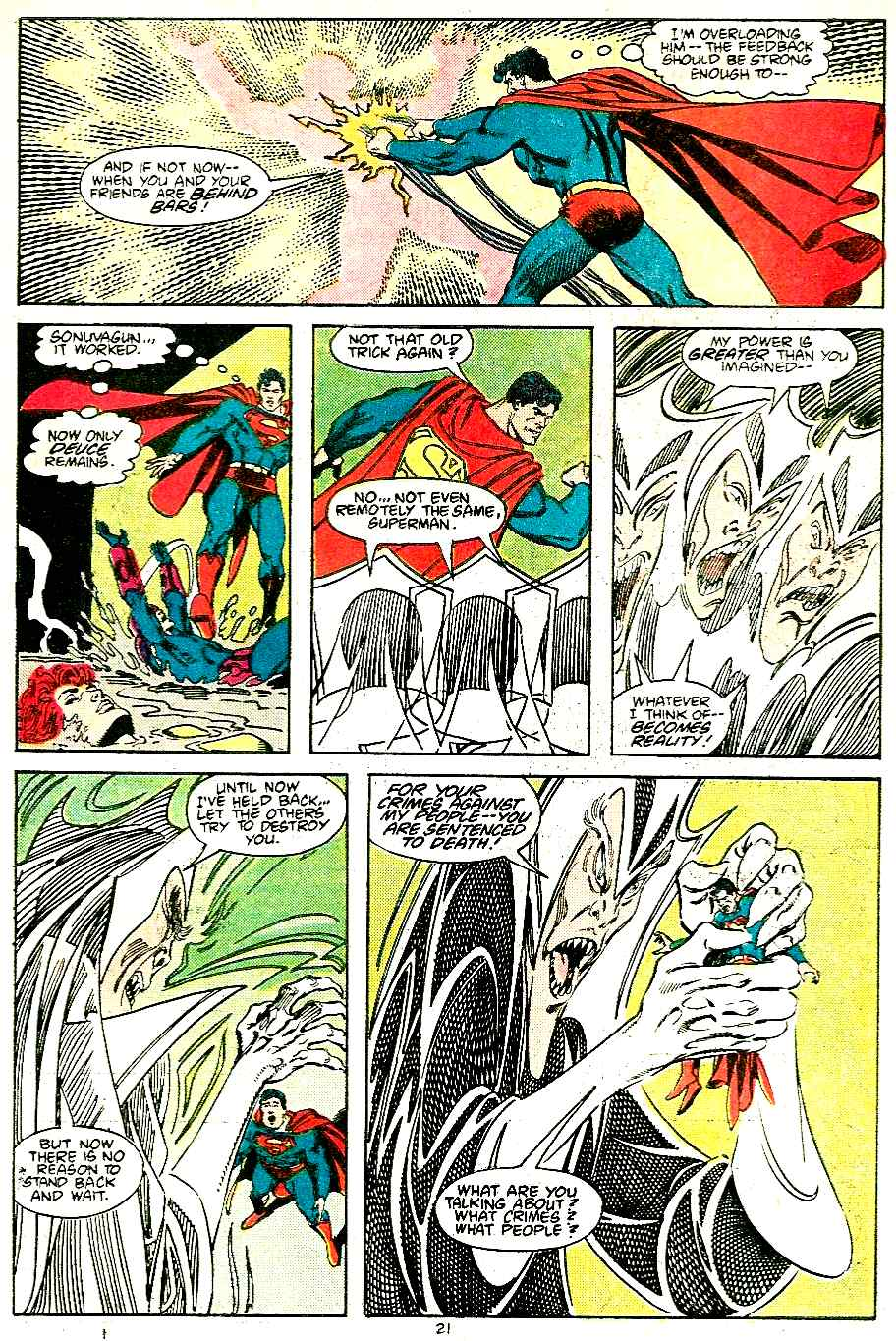 Adventures of Superman (1987) 430 Page 21