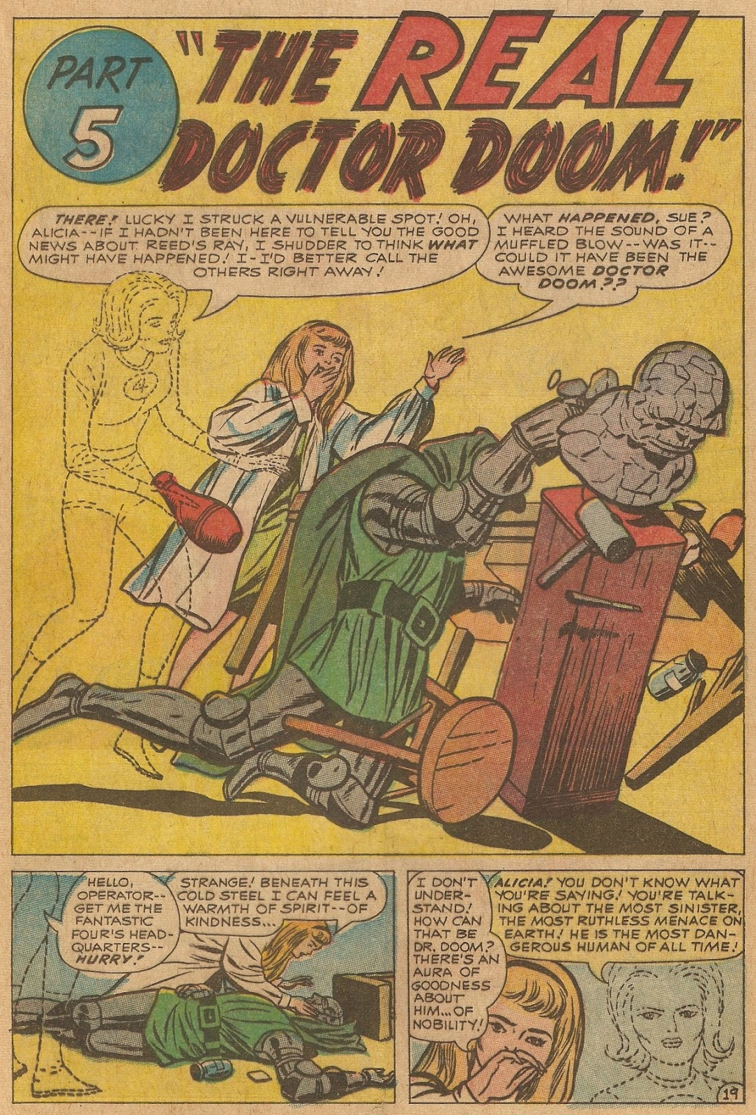 Marvel Collectors' Item Classics issue 8 - Page 21