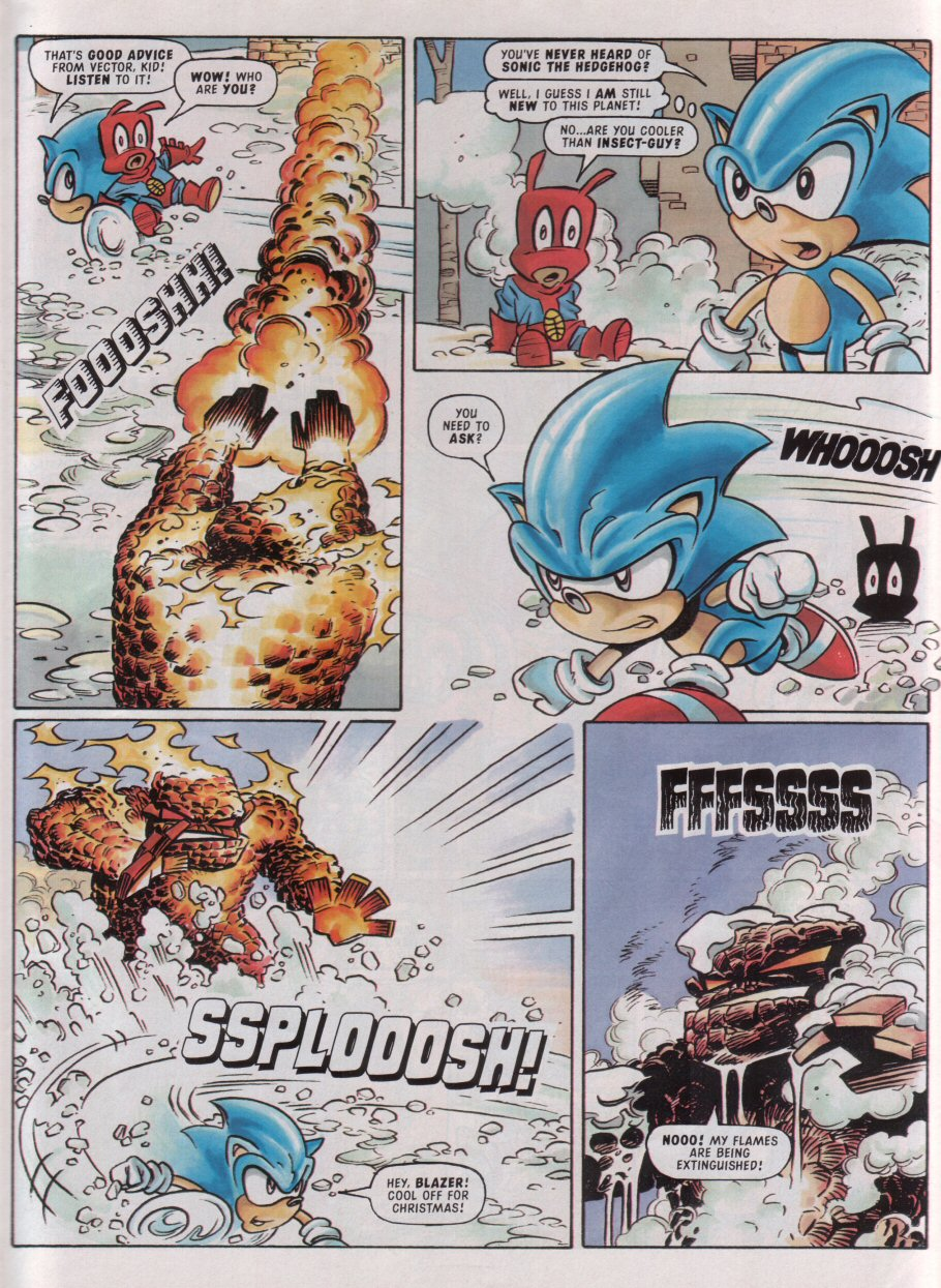 Read online Sonic the Comic comic -  Issue #93 - 7