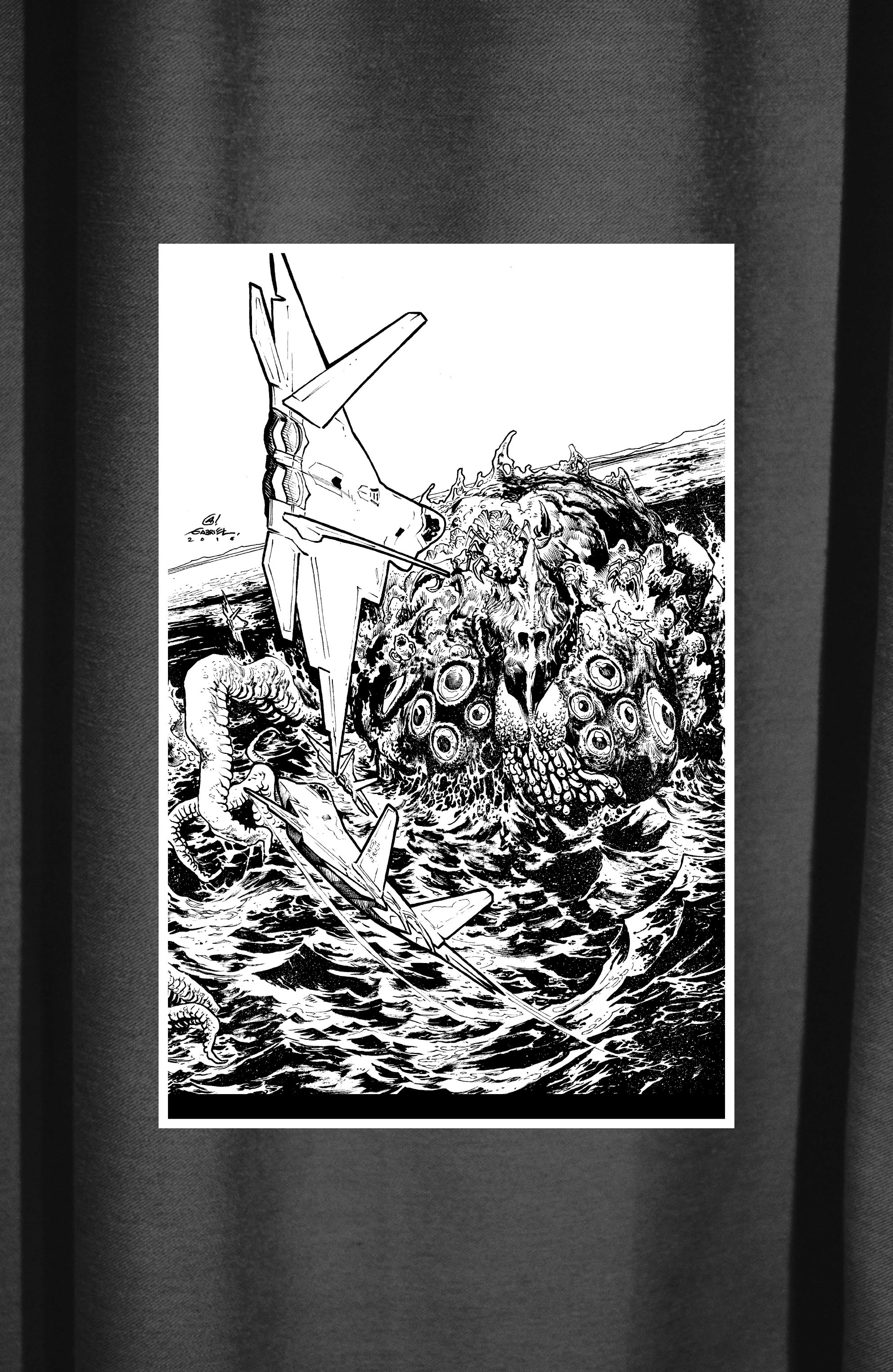 Read online Alan Moore's Cinema Purgatorio comic -  Issue #6 - 44