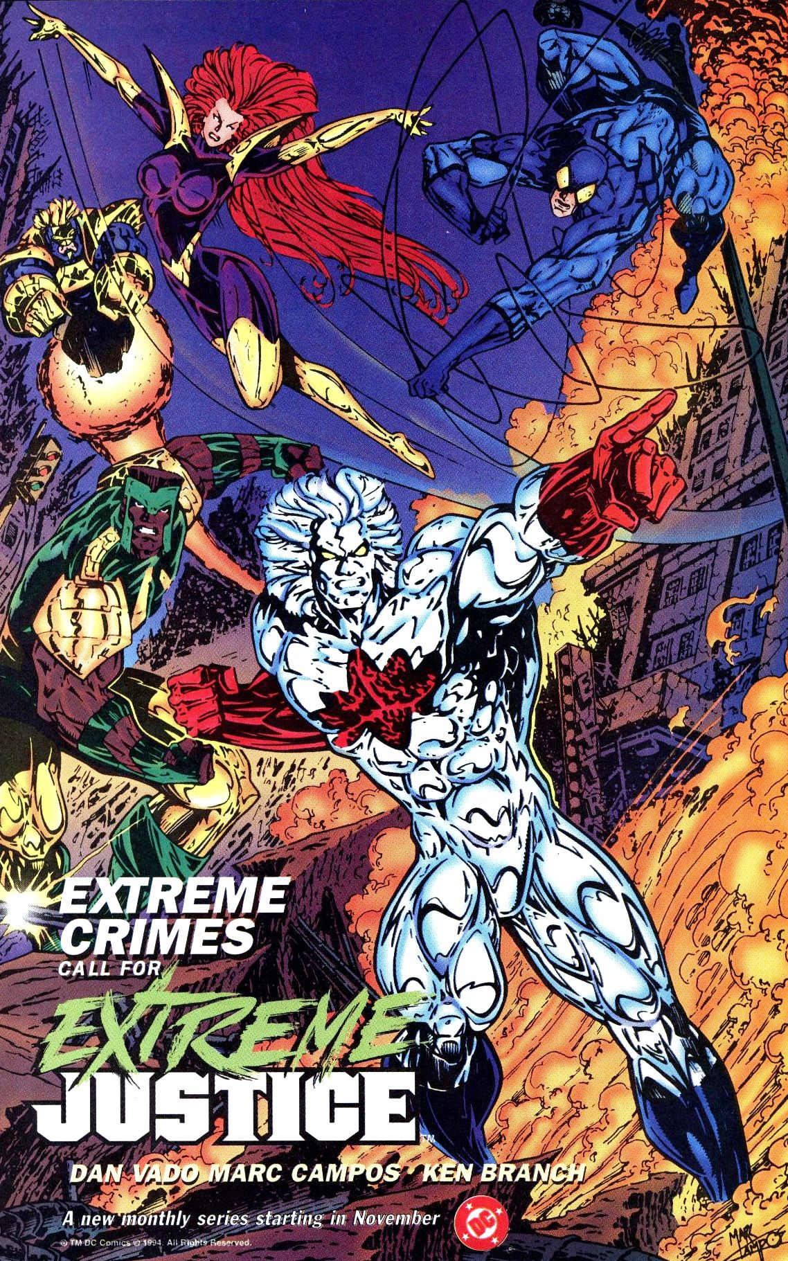 Read online Gunfire comic -  Issue #7 - 32