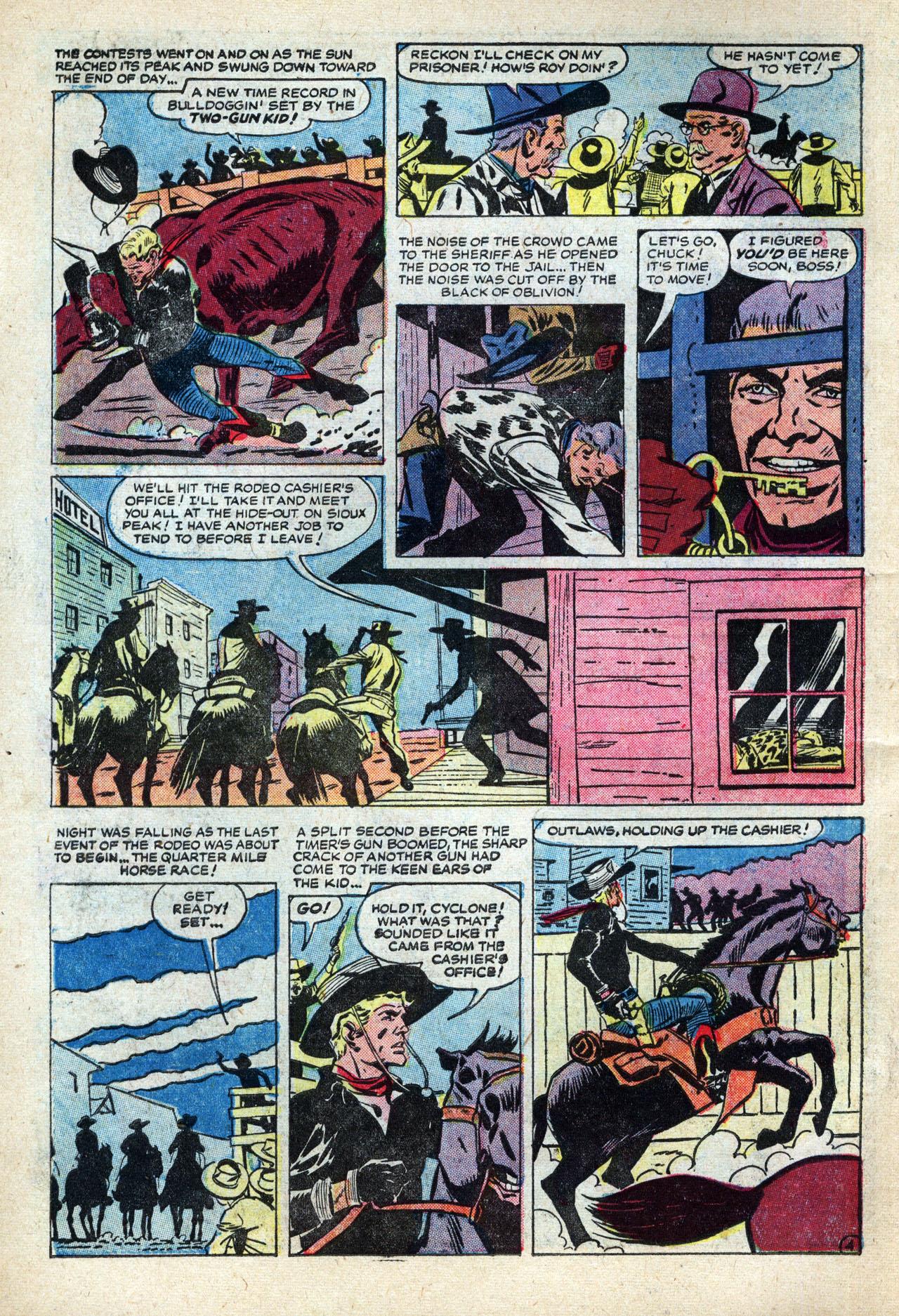 Read online Two-Gun Kid comic -  Issue #27 - 6