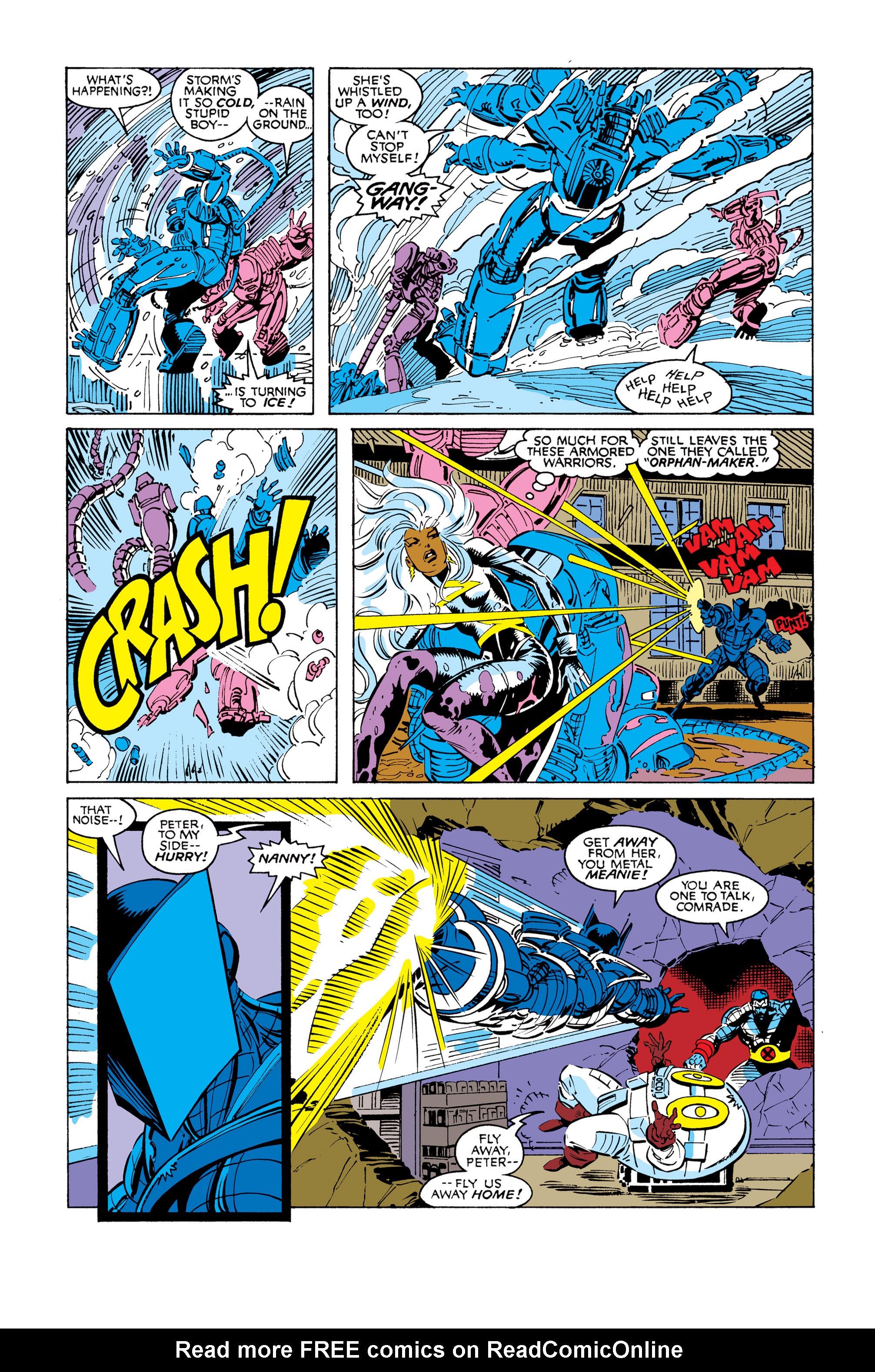 Read online Uncanny X-Men (1963) comic -  Issue #248 - 19