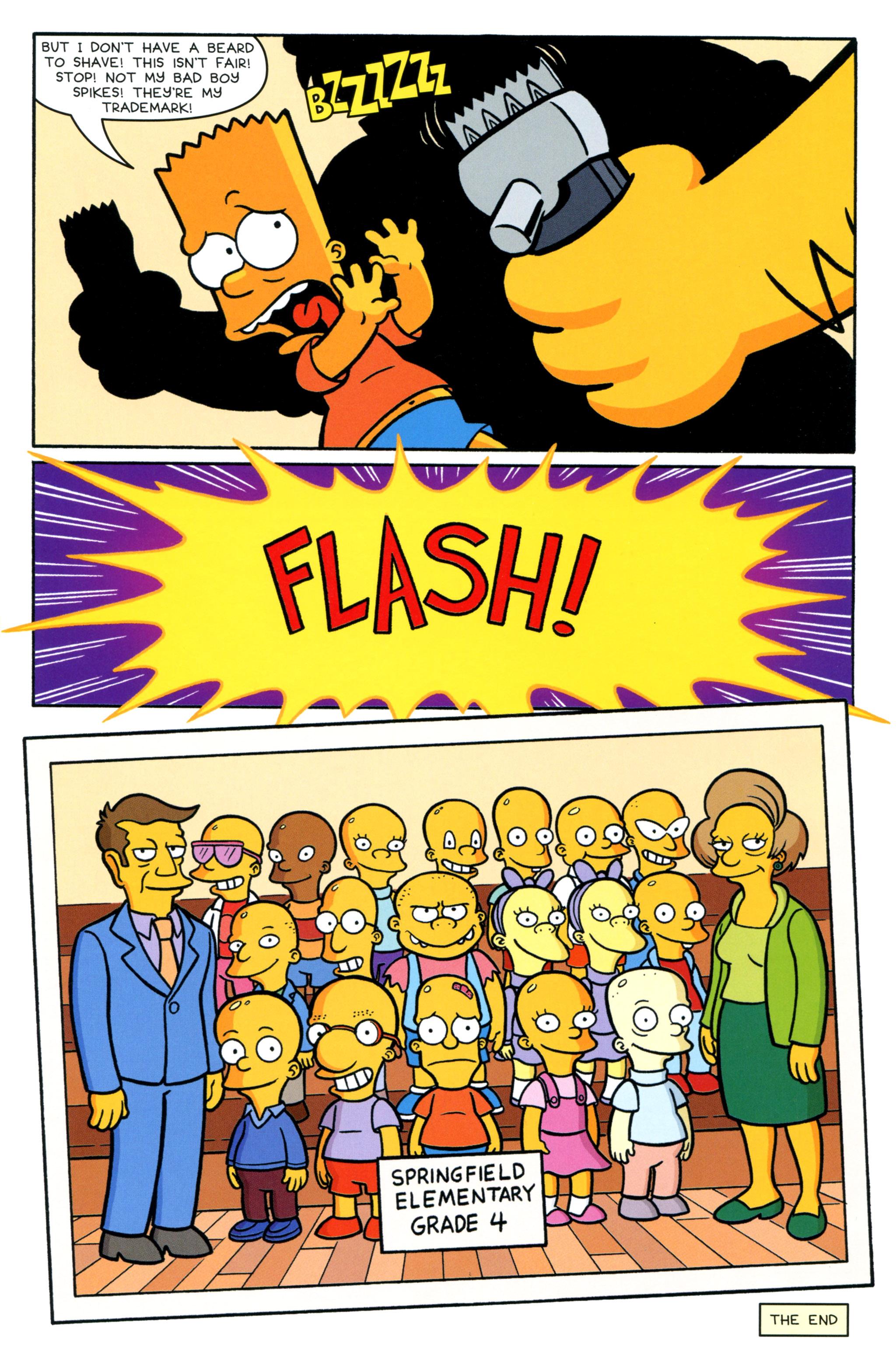 Read online Simpsons Comics Presents Bart Simpson comic -  Issue #89 - 12
