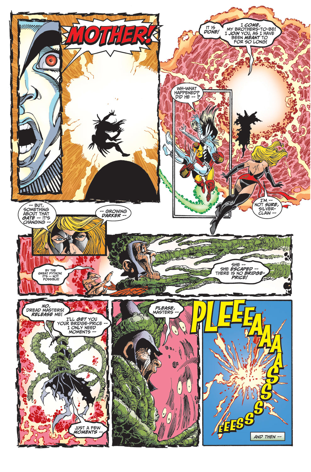 Read online Avengers (1998) comic -  Issue #30 - 20