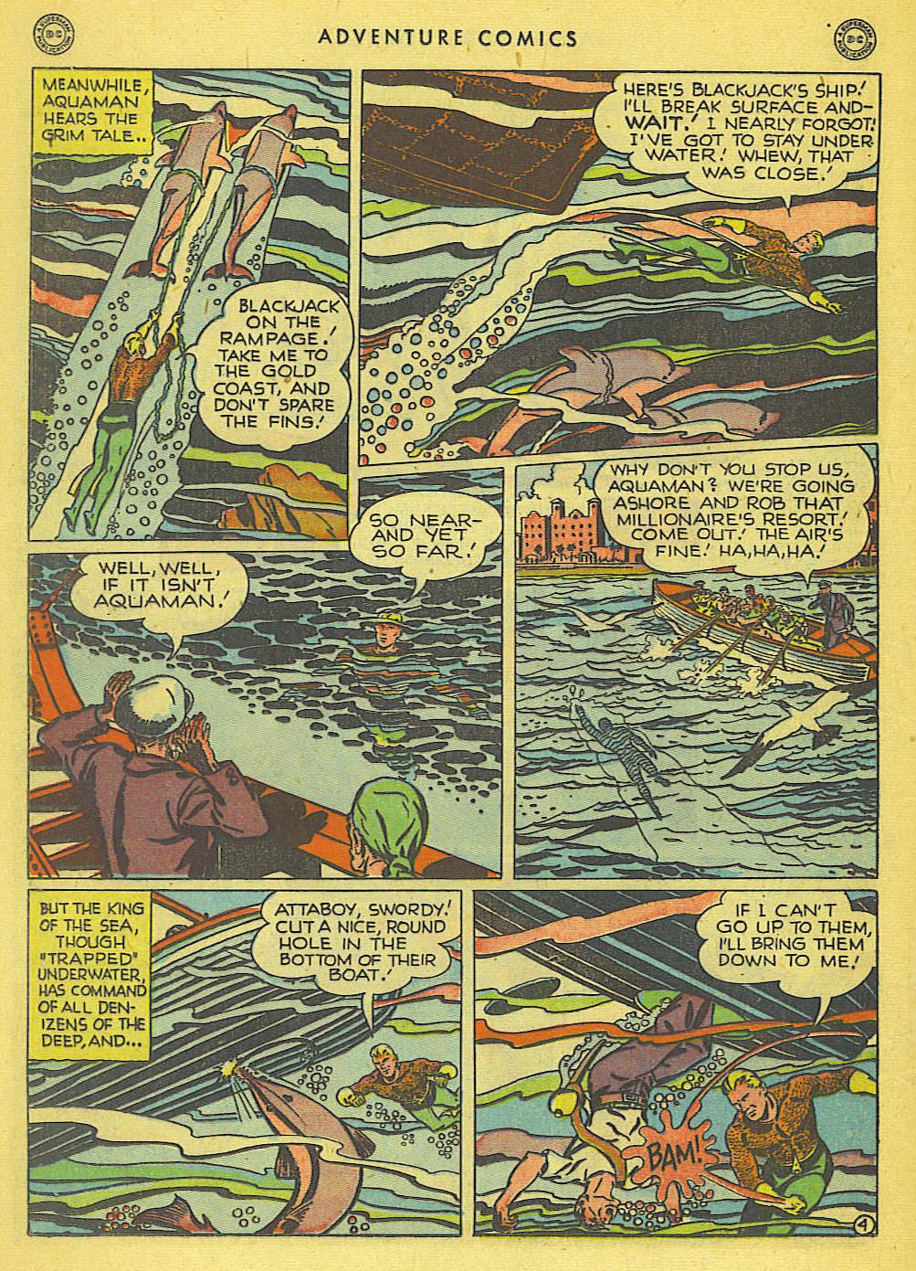 Read online Adventure Comics (1938) comic -  Issue #138 - 28