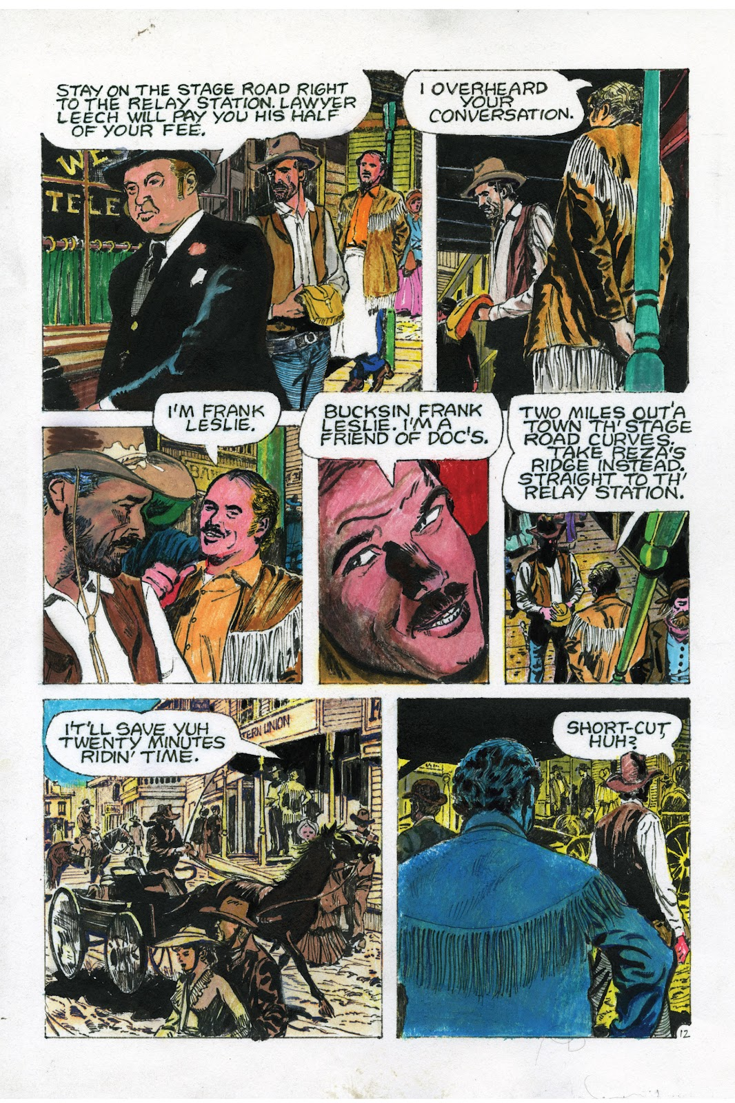 Read online Doug Wildey's Rio: The Complete Saga comic -  Issue # TPB (Part 2) - 100