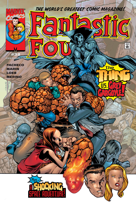 Fantastic Four (1998) 38 Page 1