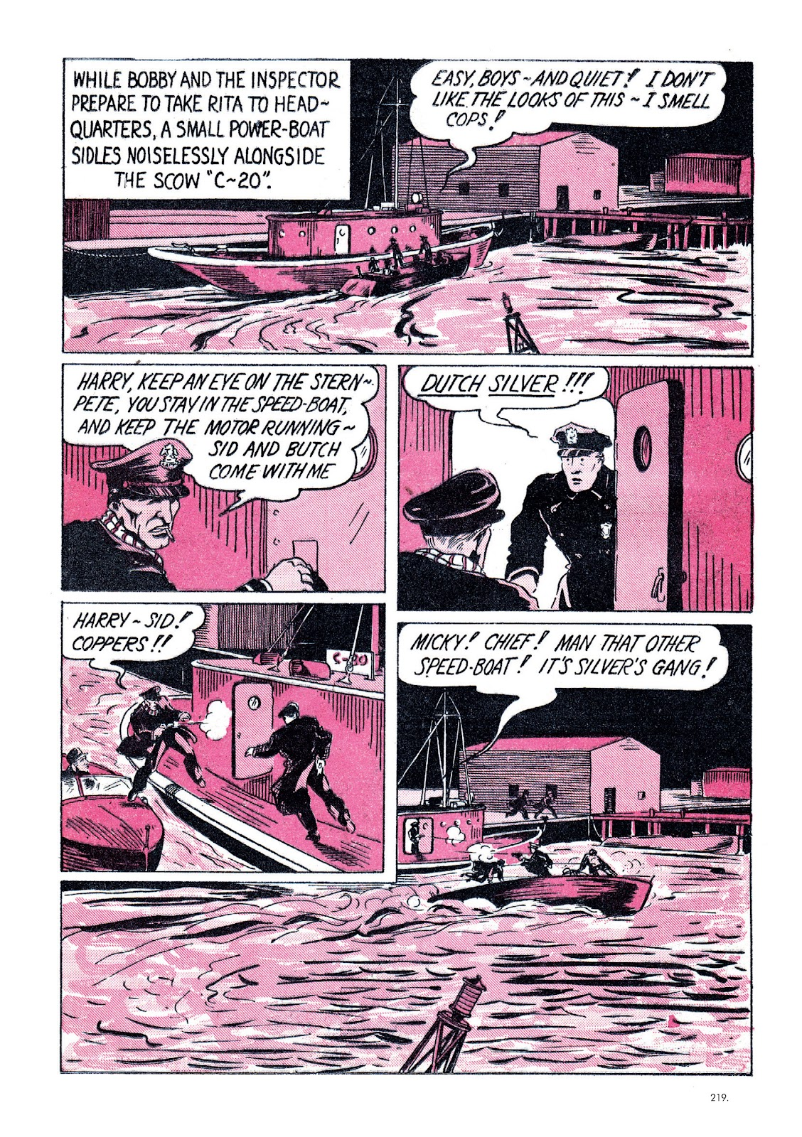 Read online The Bill Everett Archives comic -  Issue # TPB 1 (Part 3) - 20