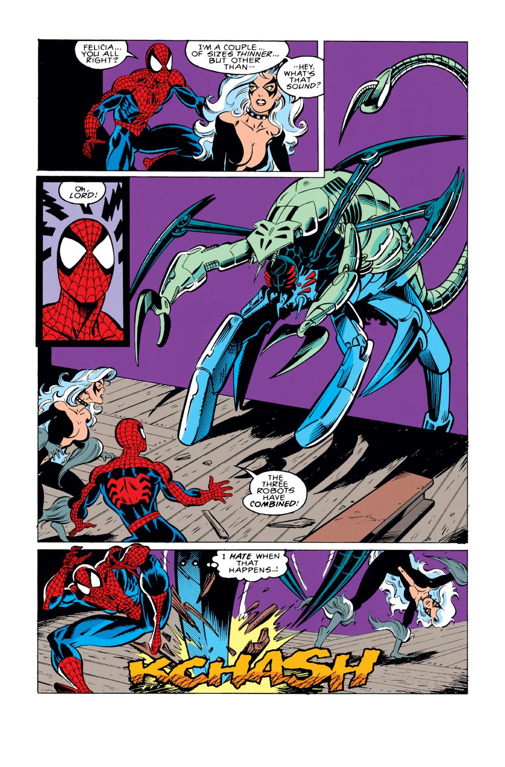 The Amazing Spider-Man (1963) 372 Page 11