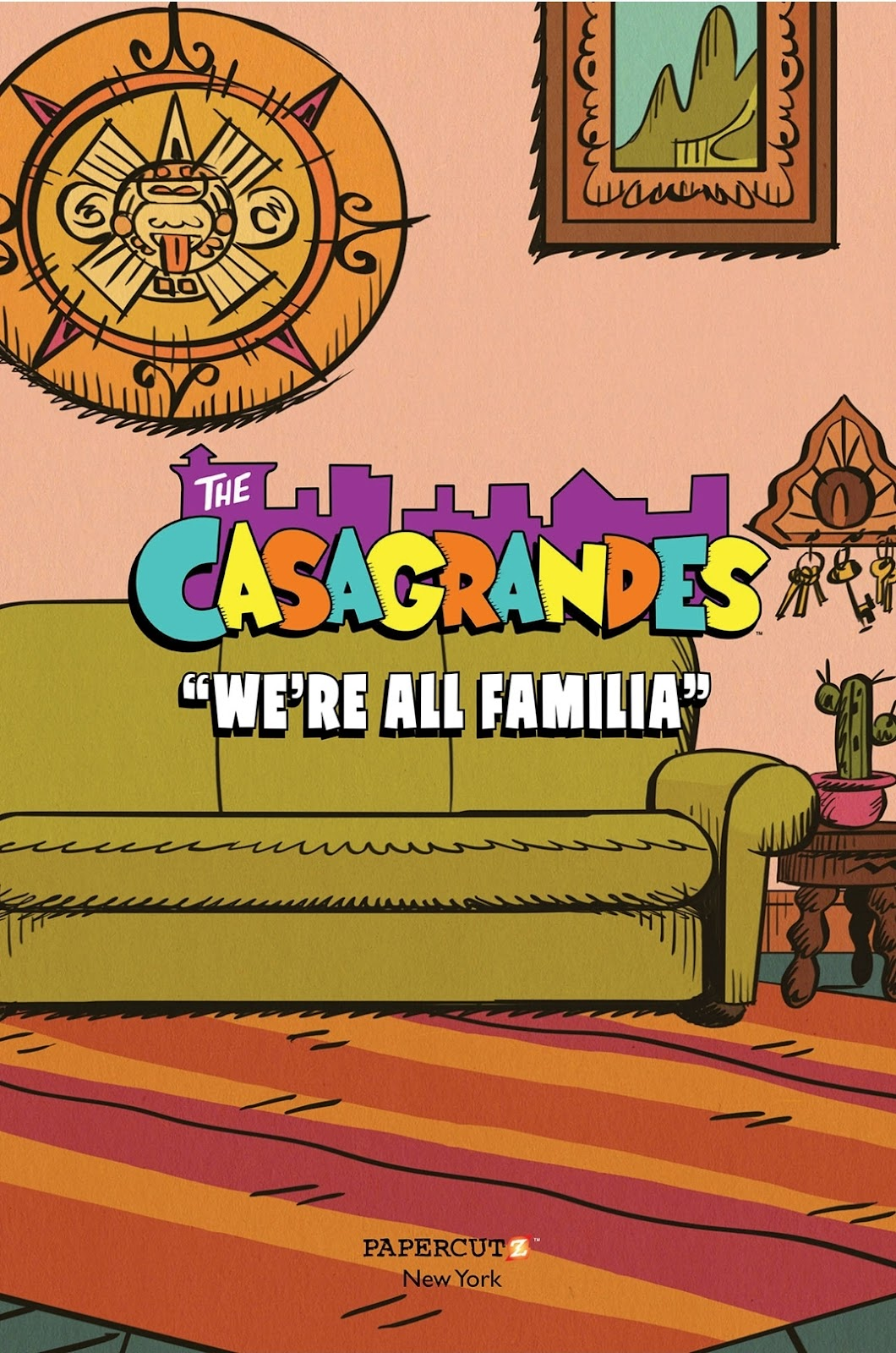 The Casagrandes Special: Were All Familia Full Page 2
