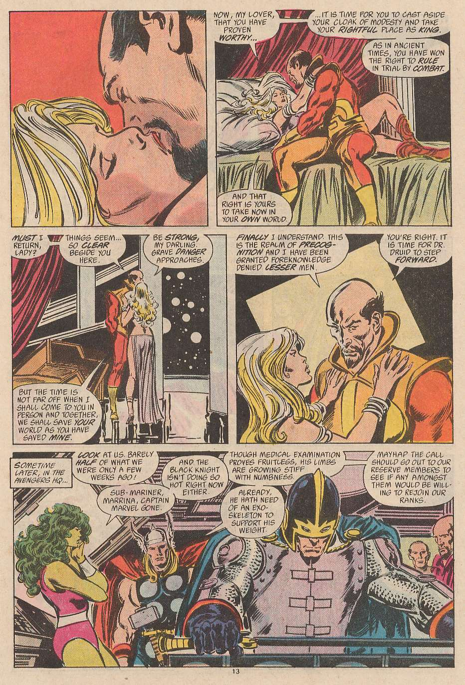 The Avengers (1963) 294 Page 10