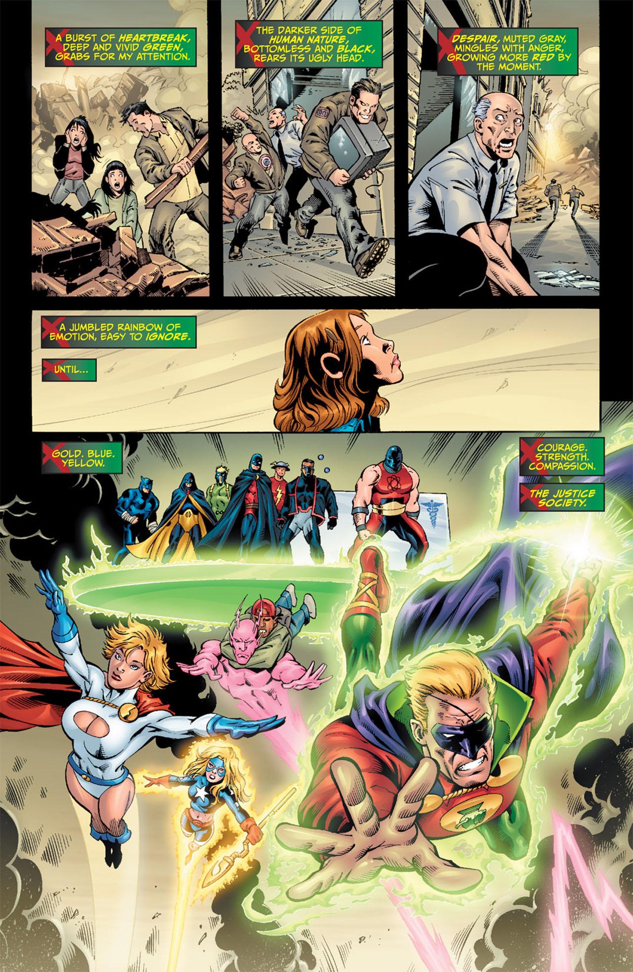 Read online World War III comic -  Issue #3 - 5