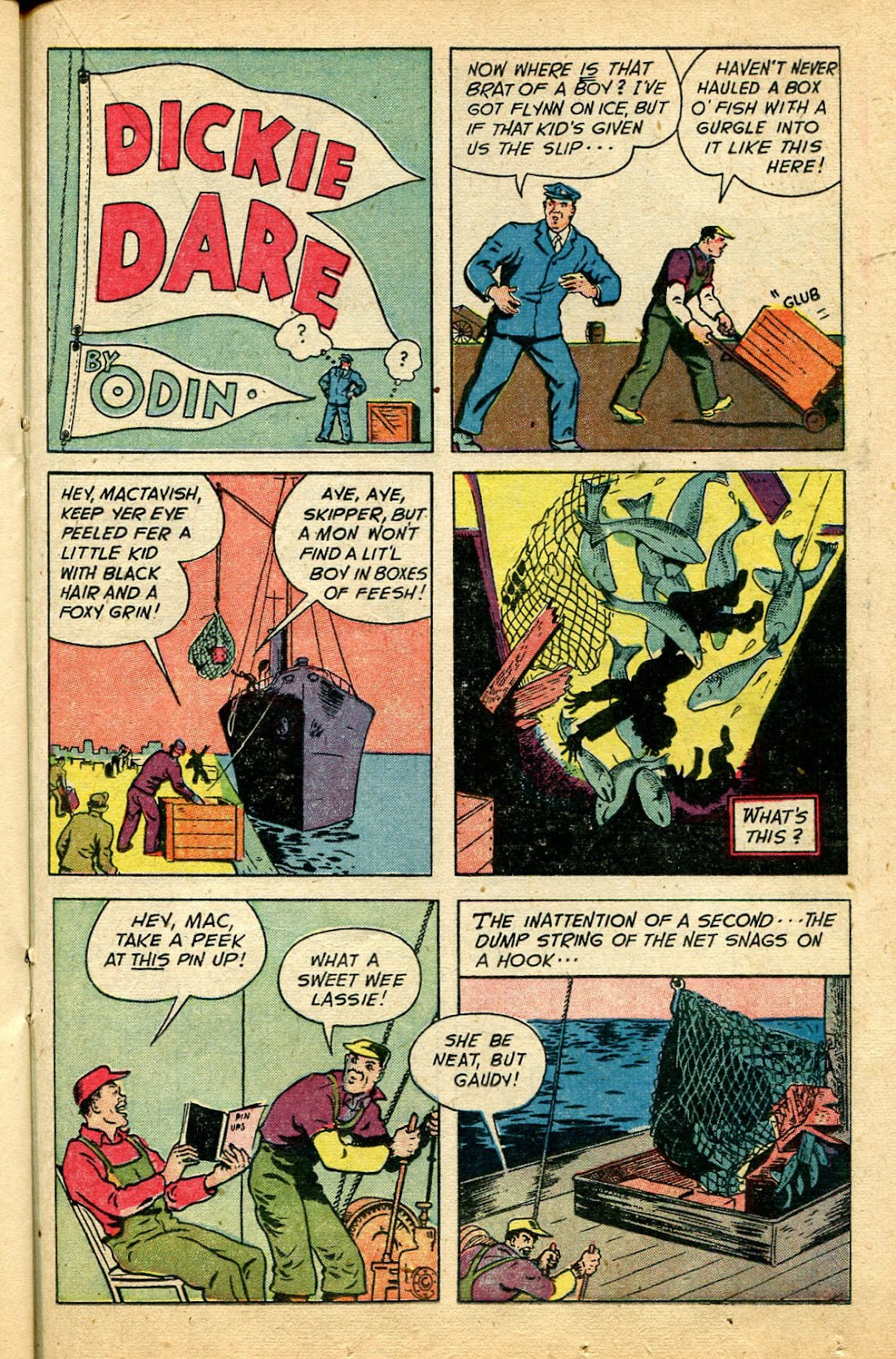 Read online Famous Funnies comic -  Issue #167 - 29