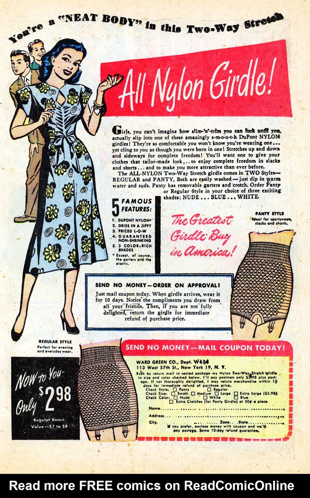 Georgie Comics (1945) issue 17 - Page 19