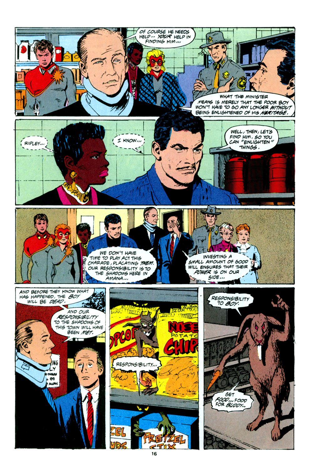 Read online Powerline comic -  Issue #6 - 18