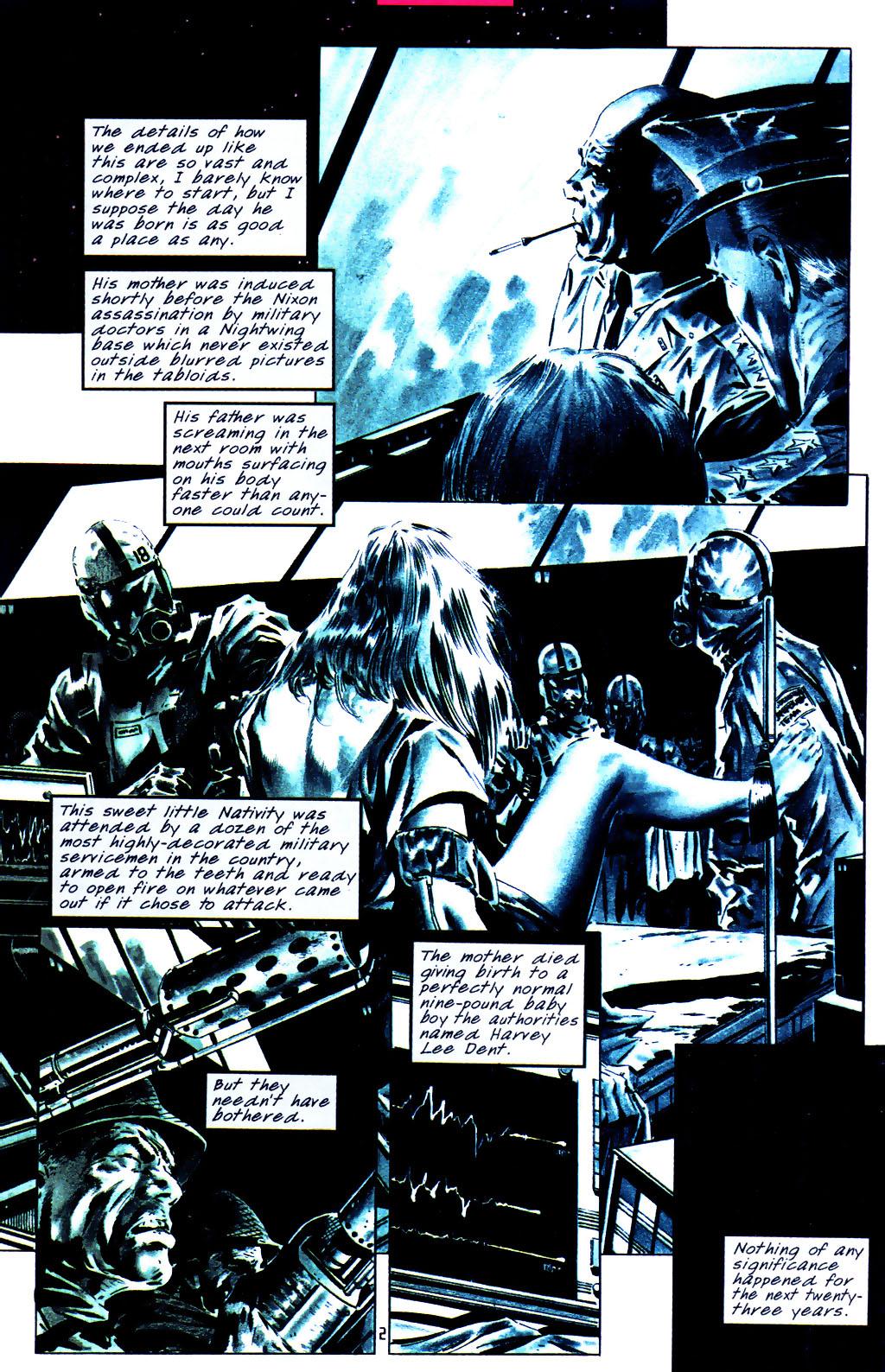 Read online Tangent Comics/ The Superman comic -  Issue # Full - 3