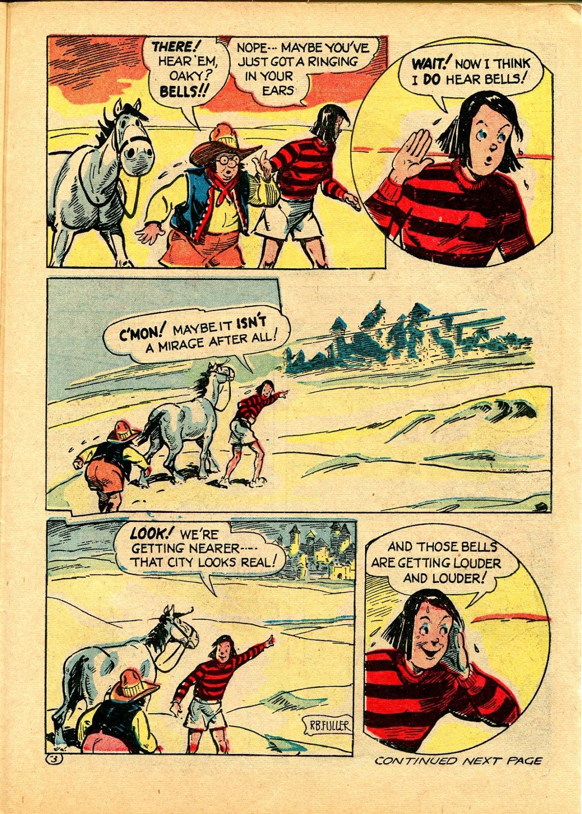 Read online Famous Funnies comic -  Issue #102 - 45