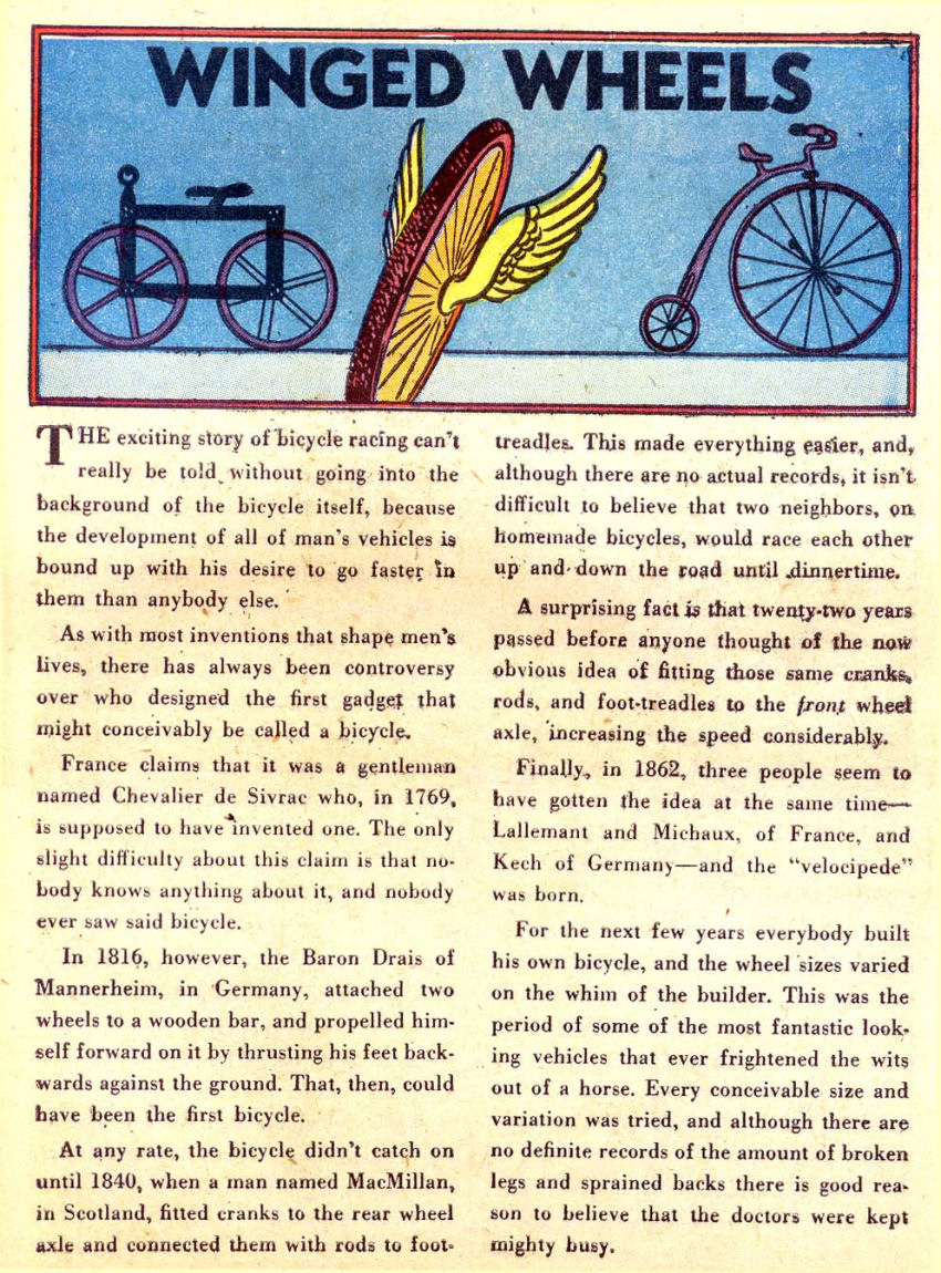 Read online Sensation (Mystery) Comics comic -  Issue #85 - 40