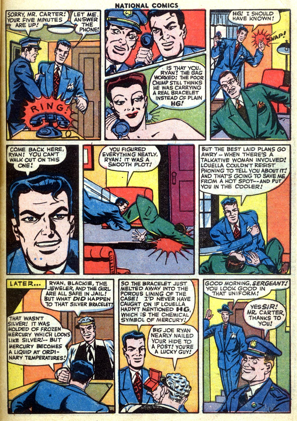 National Comics (1940) issue 47 - Page 51