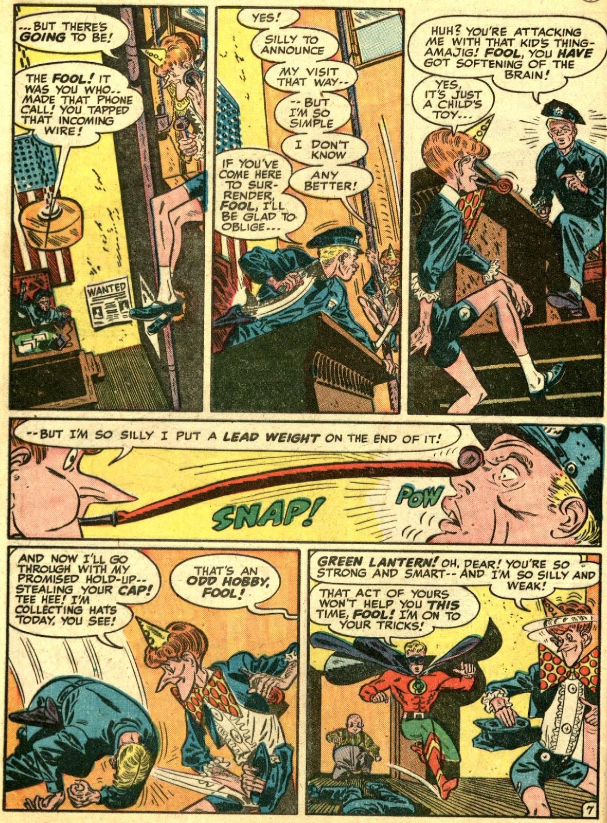 Comic Cavalcade issue 27 - Page 36