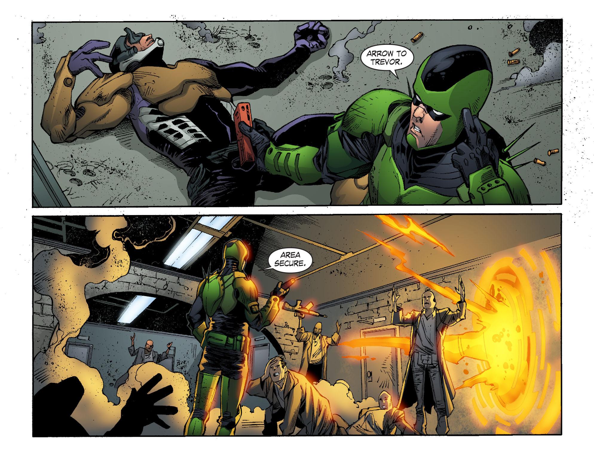 Read online Smallville: Lantern [I] comic -  Issue #11 - 10