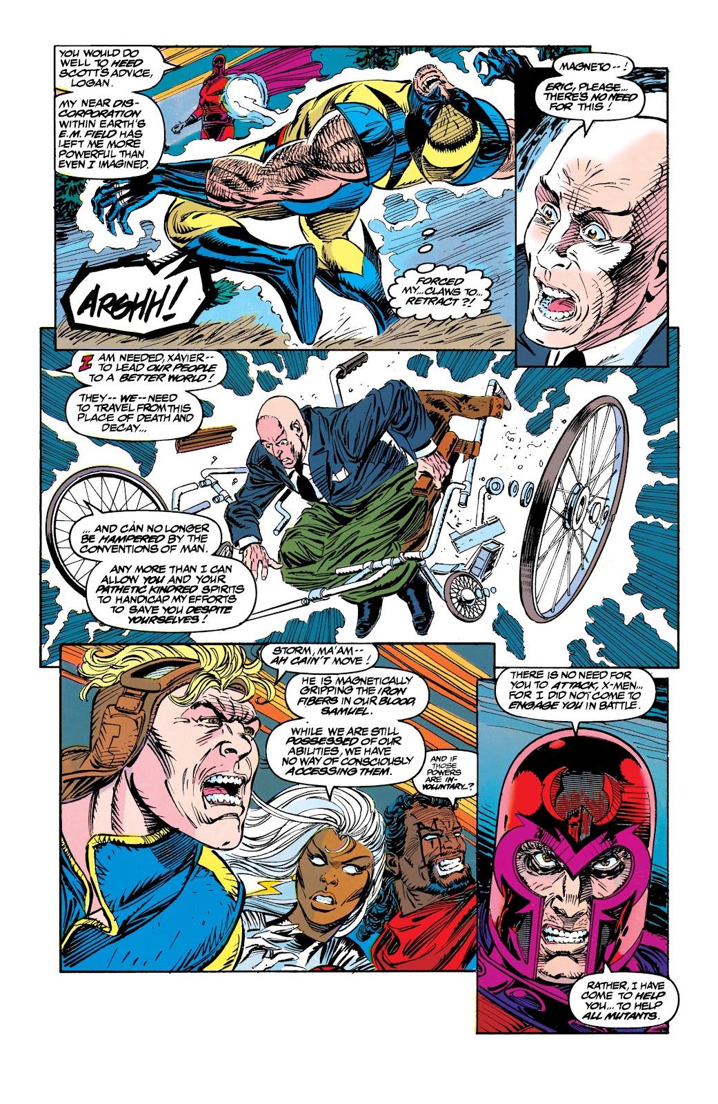 Uncanny X-Men (1963) issue 304 - Page 29