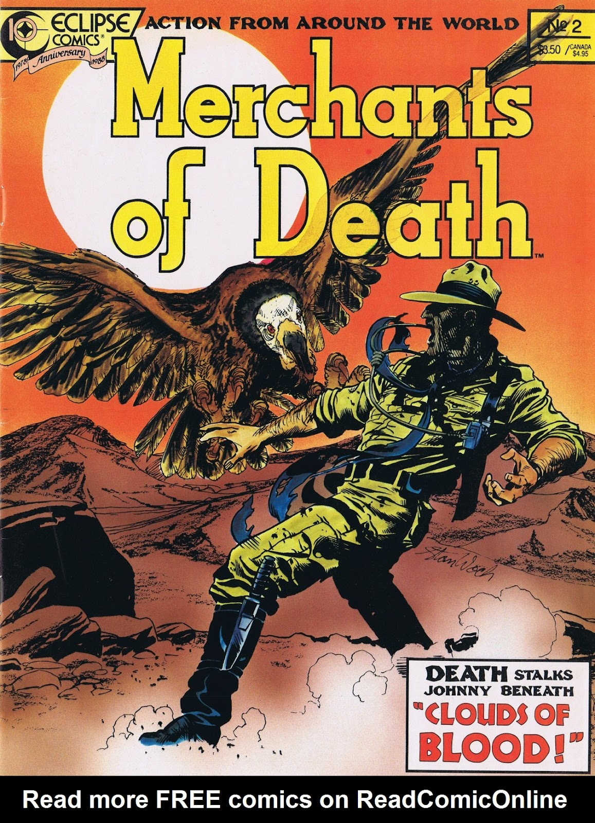 Read online Merchants of Death comic -  Issue #2 - 1