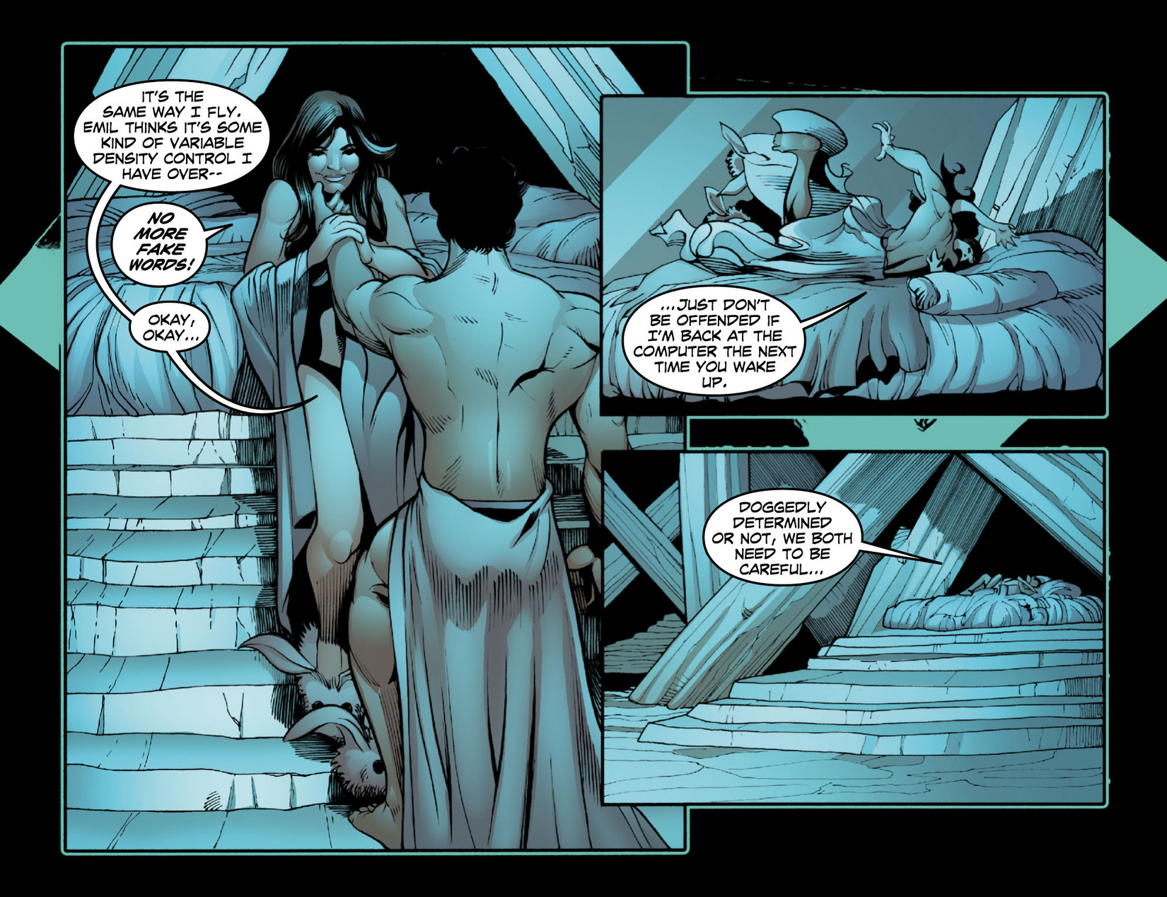 Read online Smallville: Season 11 comic -  Issue #13 - 8
