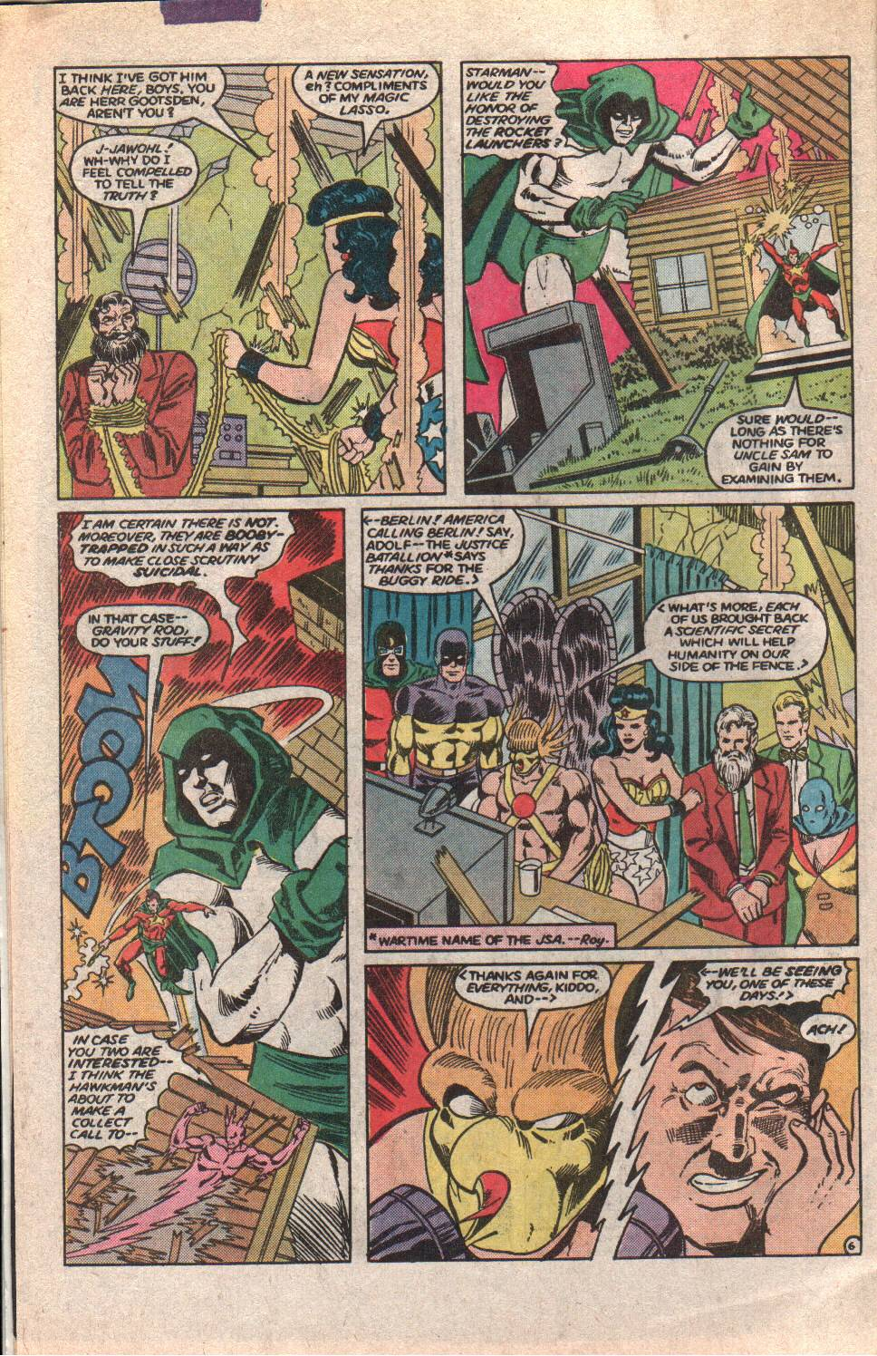 Read online All-Star Squadron comic -  Issue #60 - 10