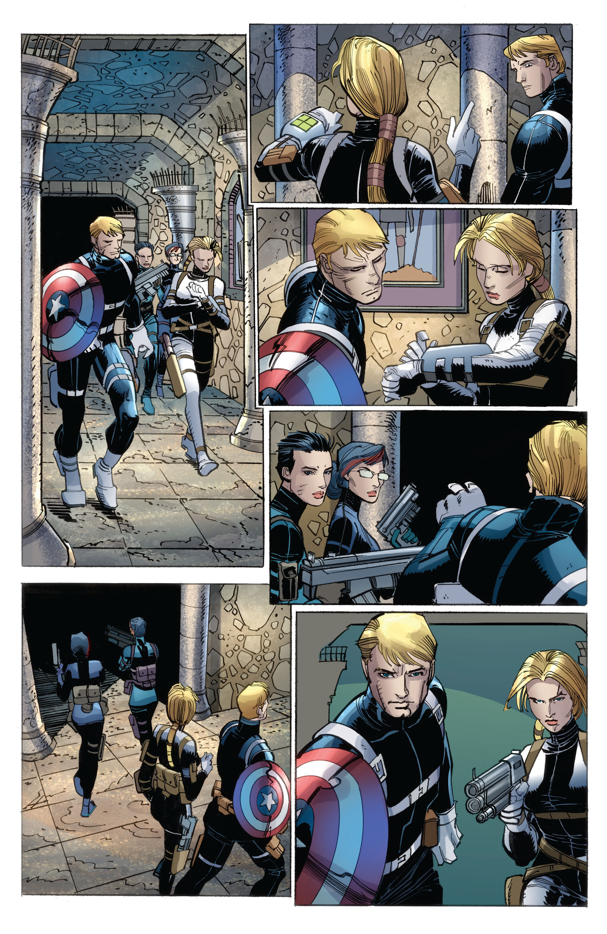 Read online Avengers (2010) comic -  Issue #16 - 10