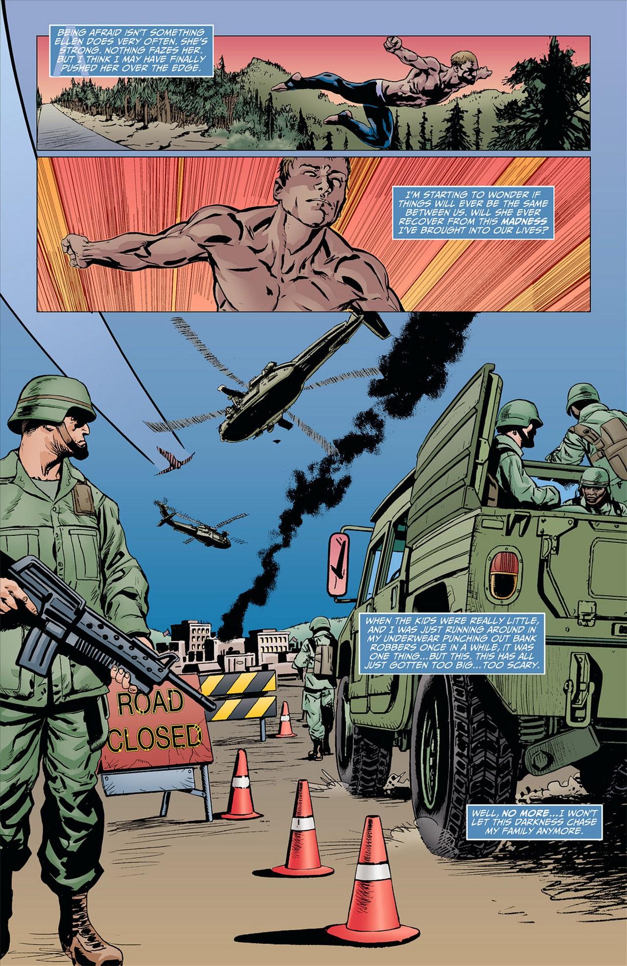 Read online Animal Man (2011) comic -  Issue #8 - 14