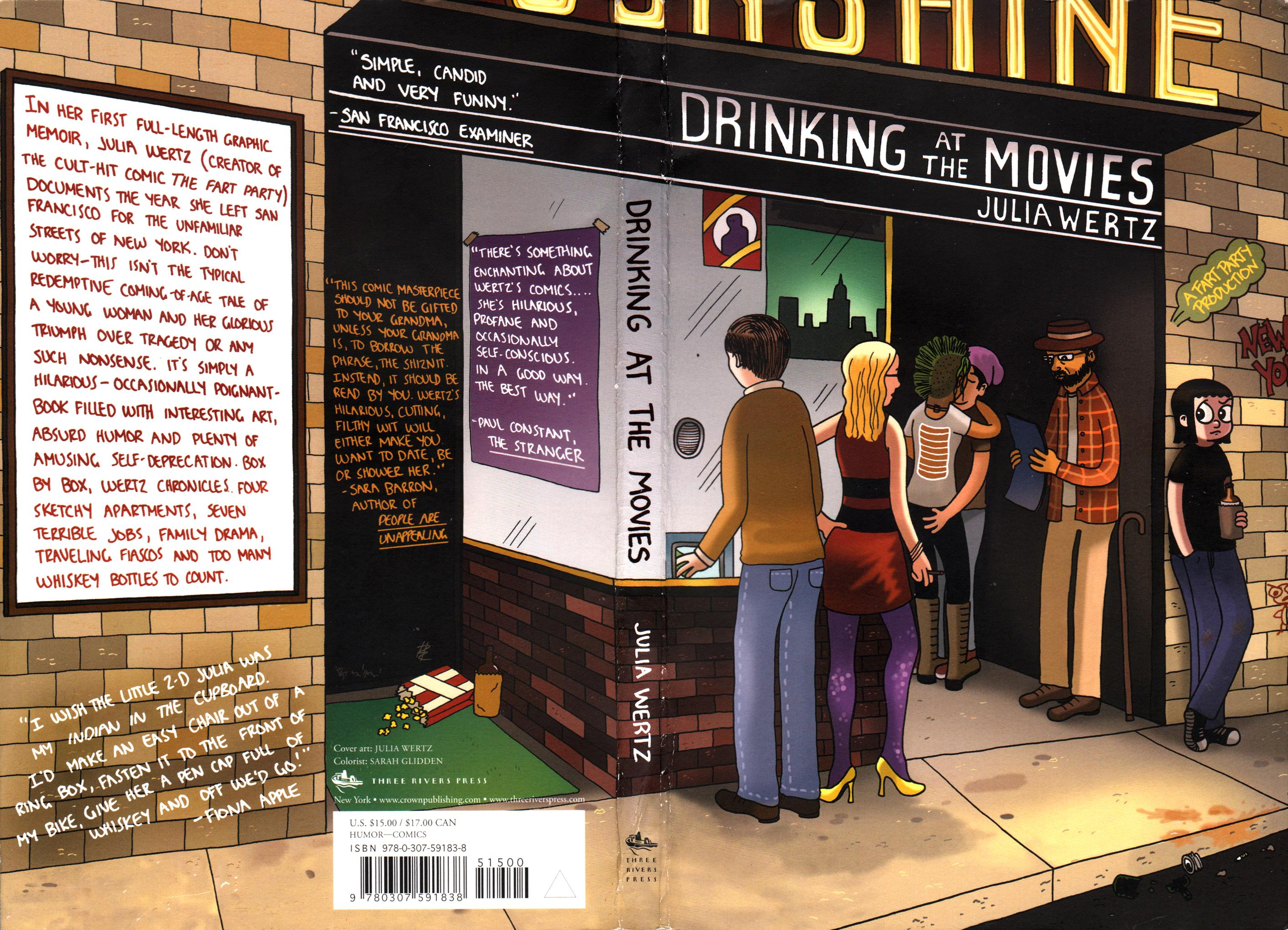 Read online Drinking at the Movies comic -  Issue # Full - 195