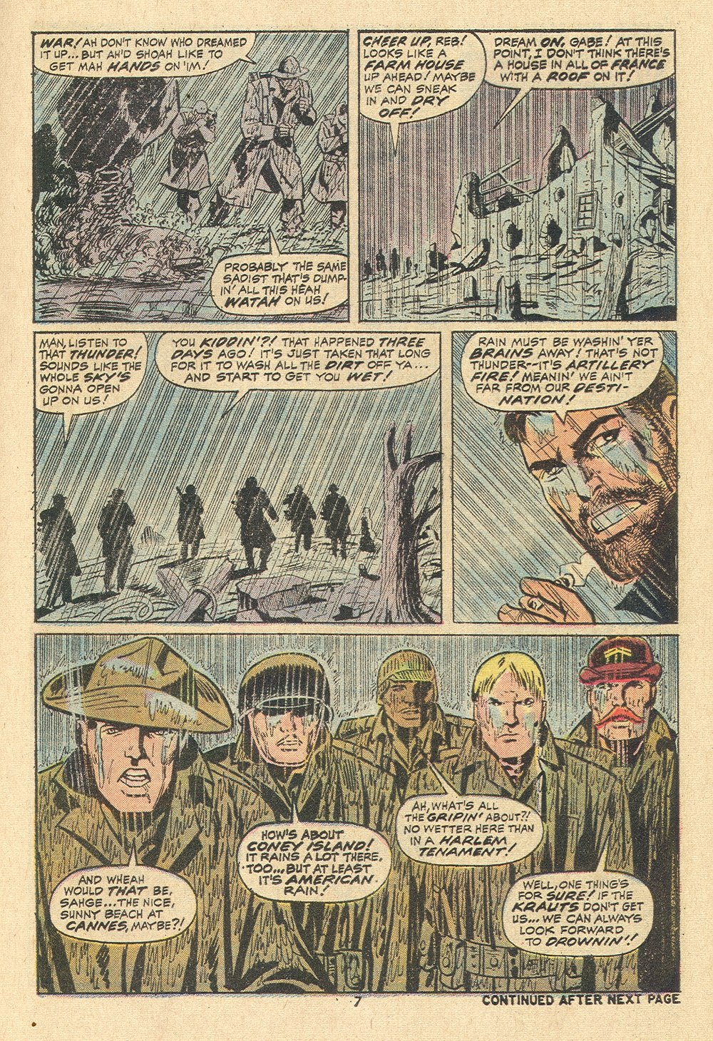 Read online Sgt. Fury comic -  Issue #110 - 9