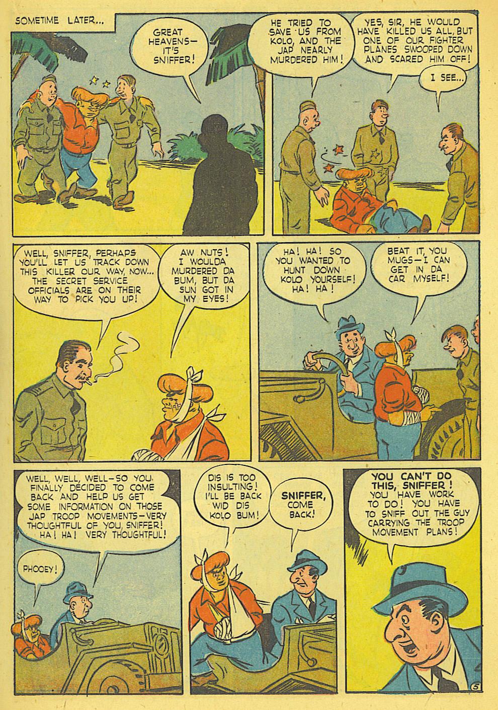 Daredevil (1941) issue 21 - Page 29