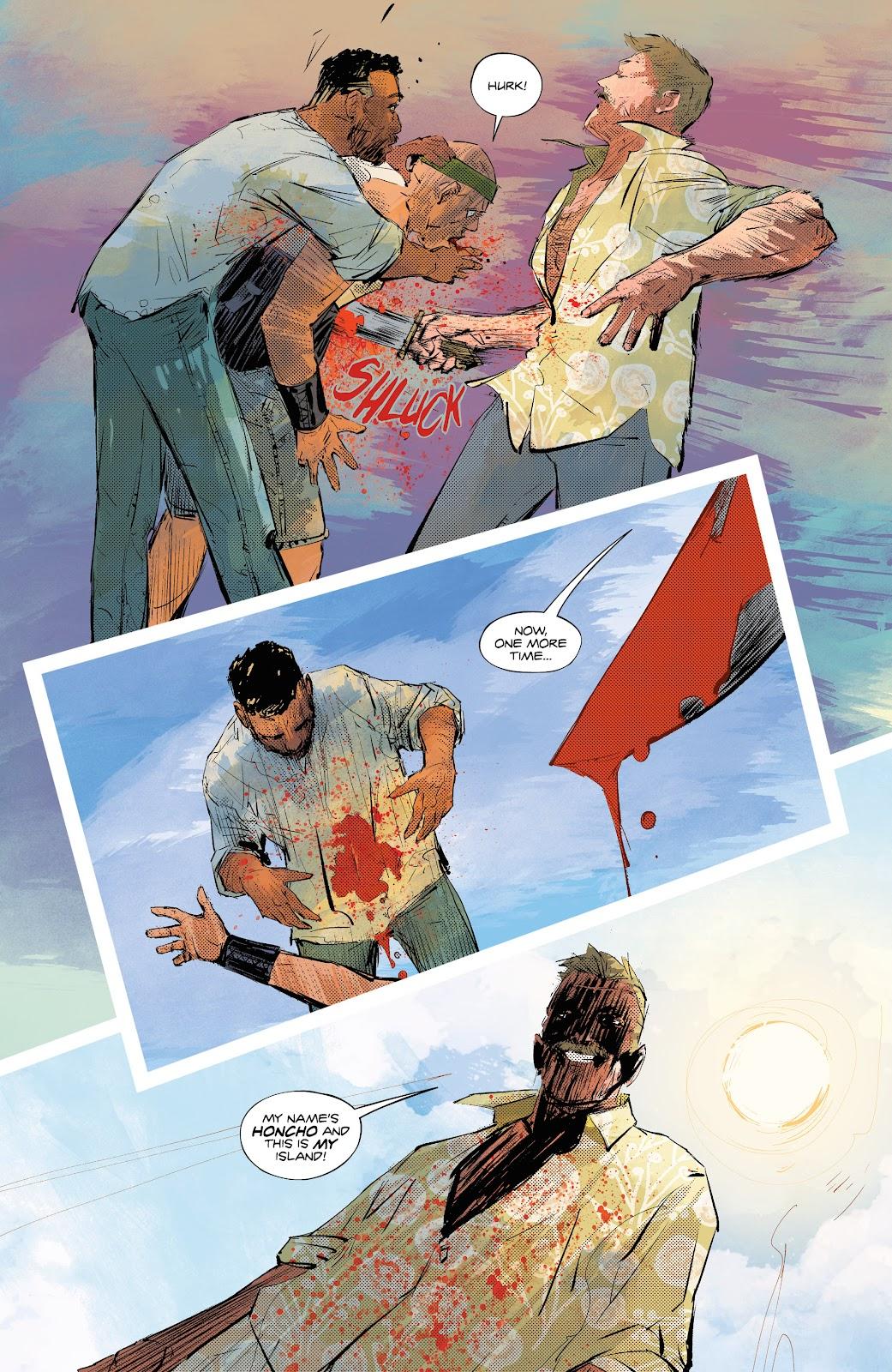 Read online Resonant comic -  Issue #3 - 24